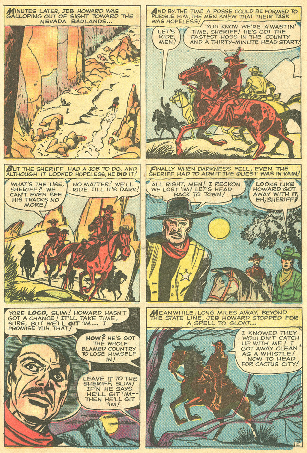 Read online Two-Gun Kid comic -  Issue #55 - 21