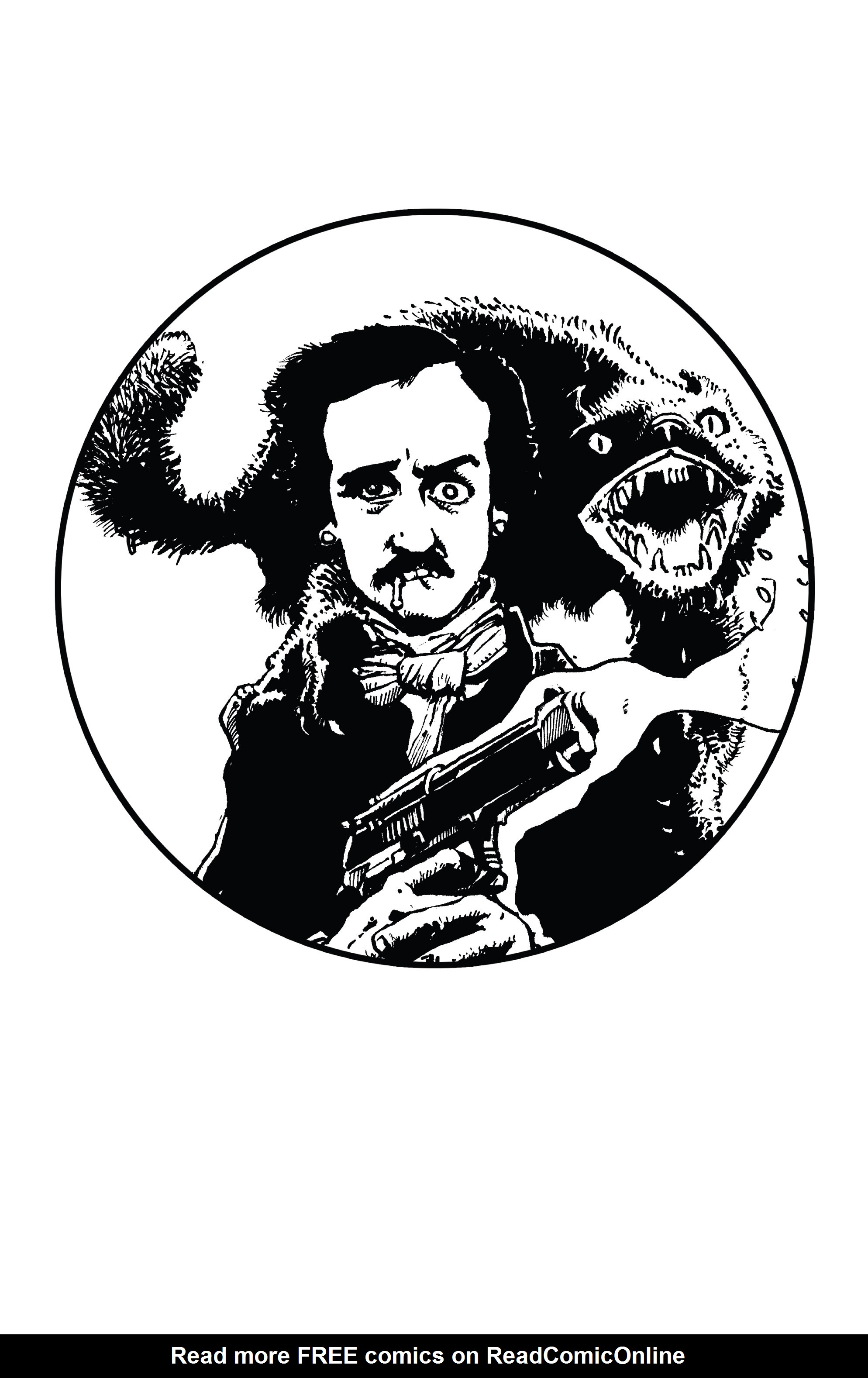 Read online Haunt of Horror: Edgar Allan Poe comic -  Issue #3 - 34