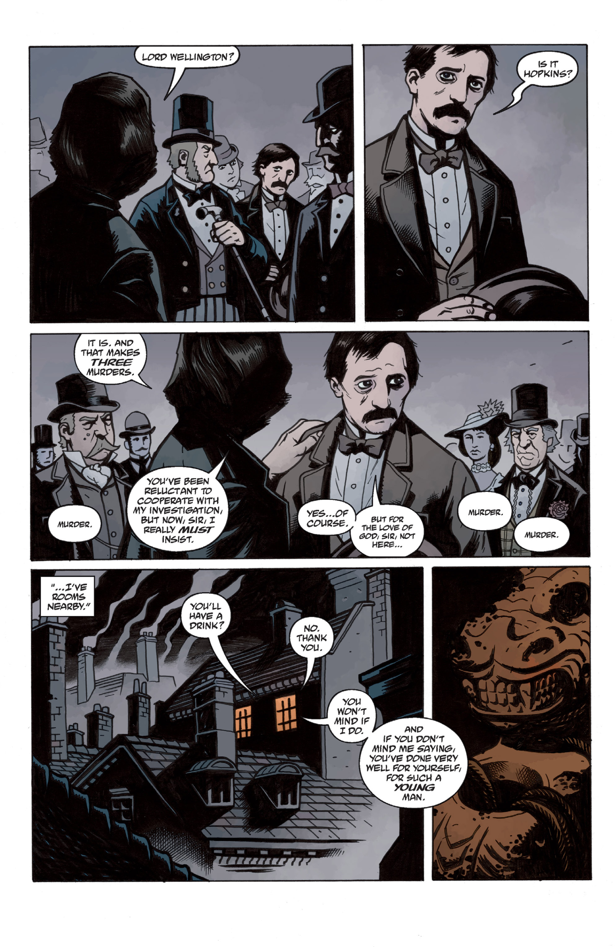 Read online Sir Edward Grey, Witchfinder: In the Service of Angels comic -  Issue # TPB - 10