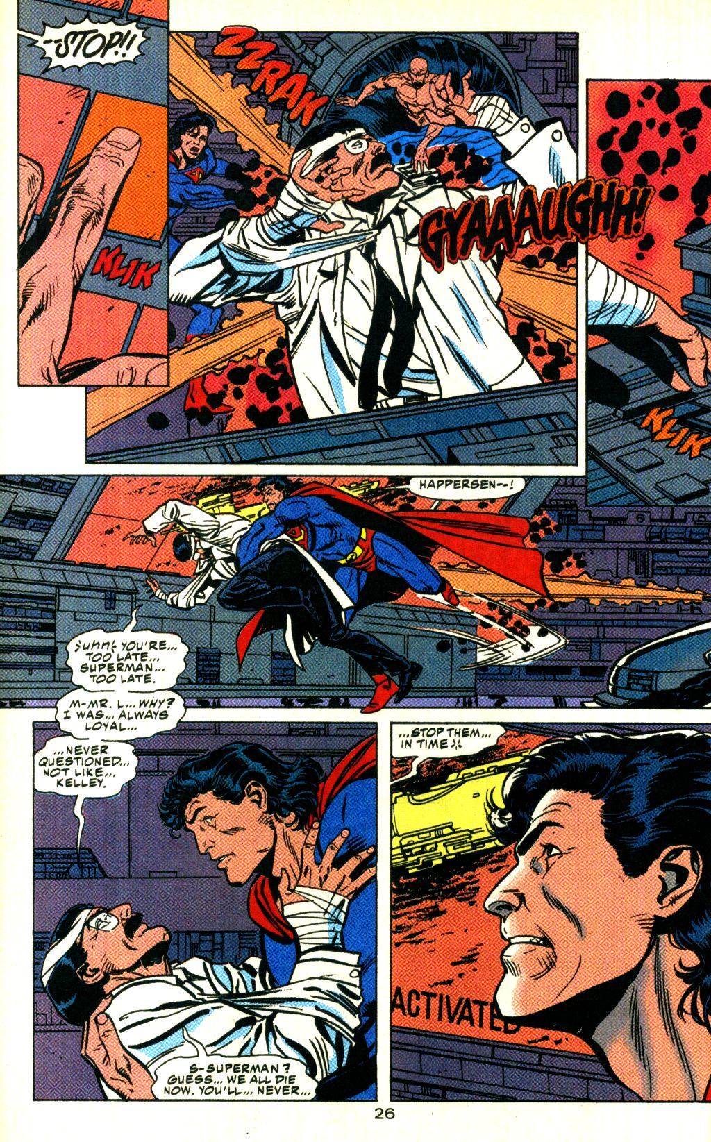 Read online Action Comics (1938) comic -  Issue #700 - 27
