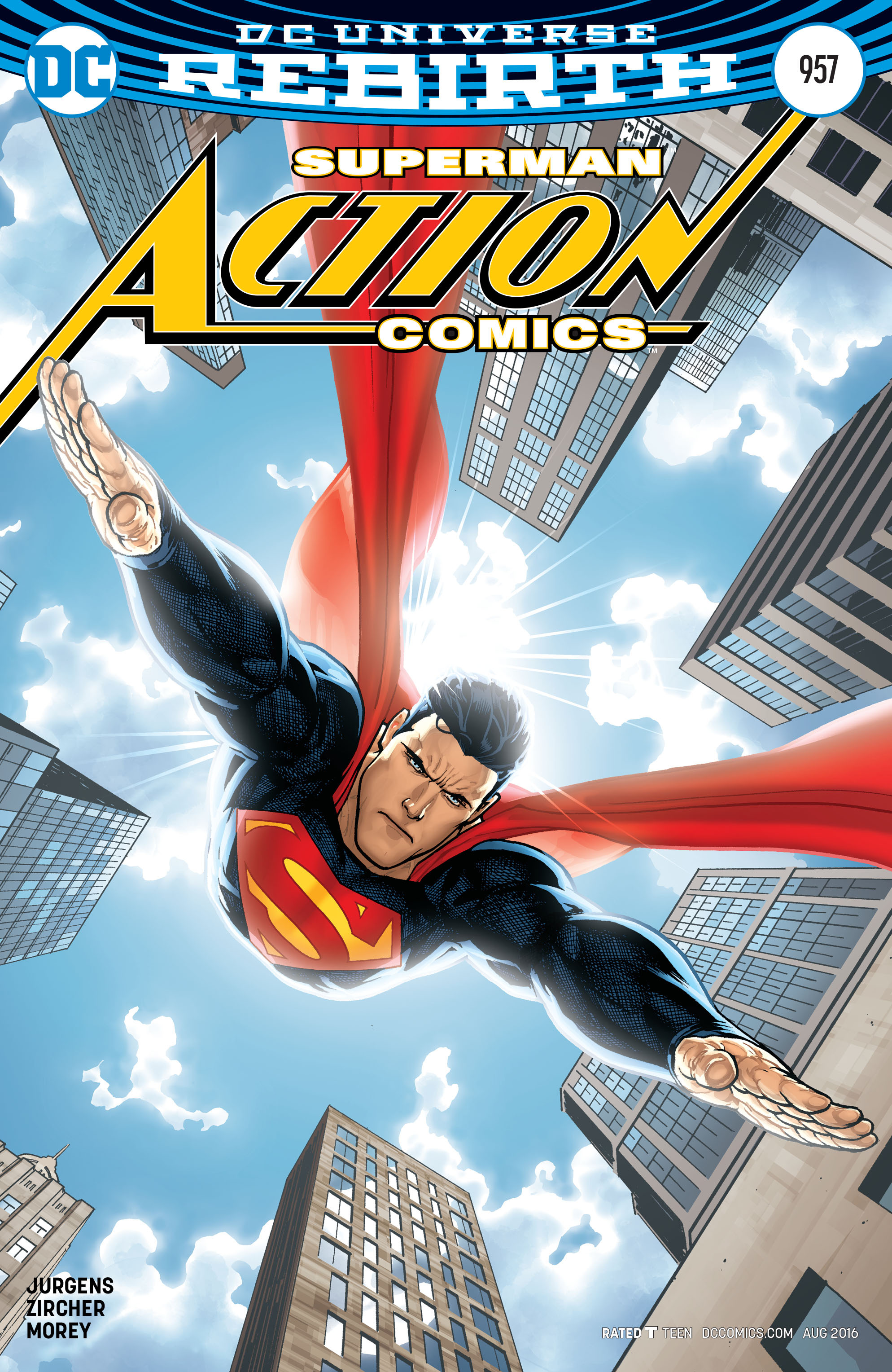 Read online Action Comics (2016) comic -  Issue #957 - 3