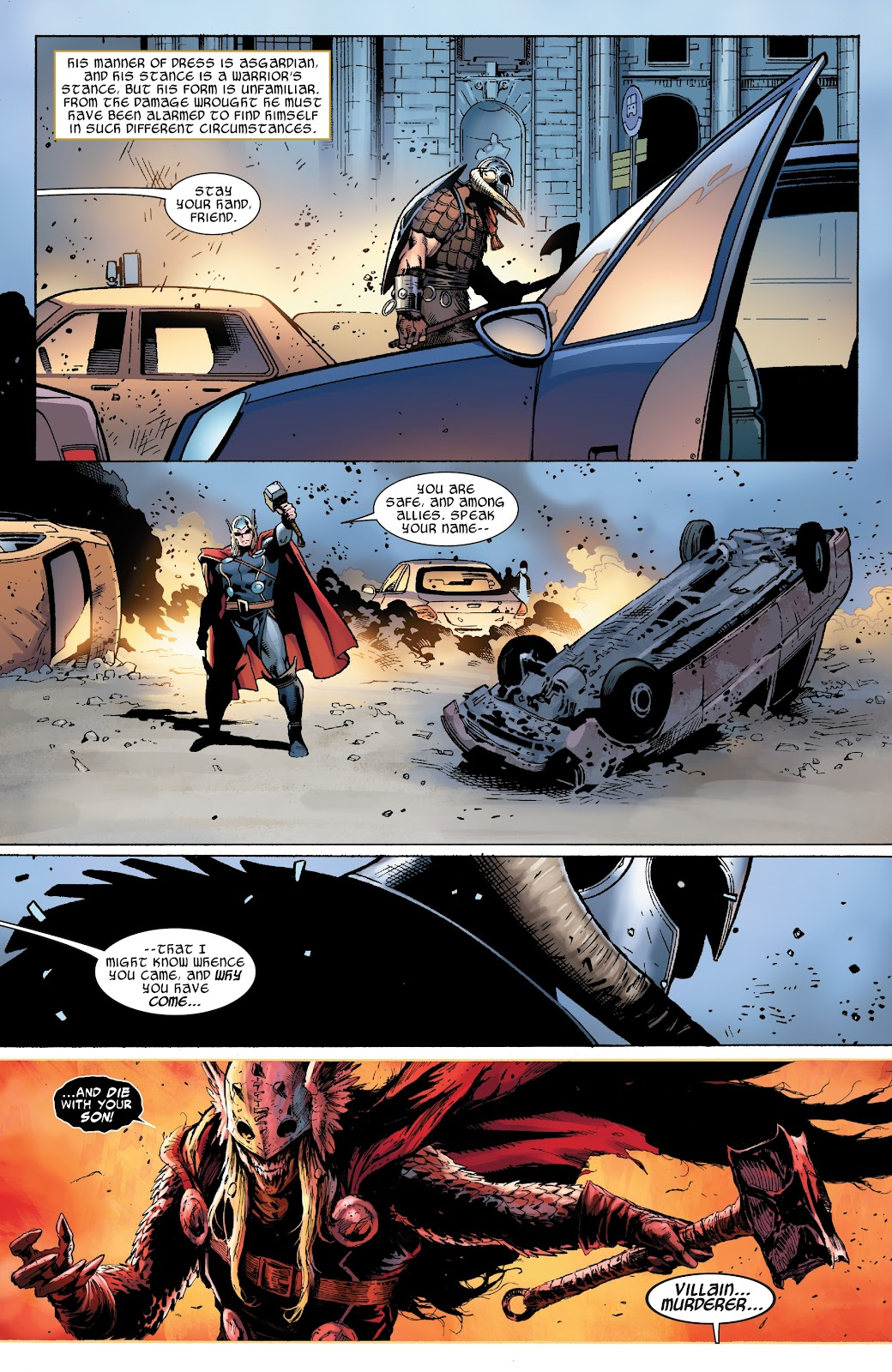 Read online Siege Prelude comic -  Issue # TPB (Part 1) - 43