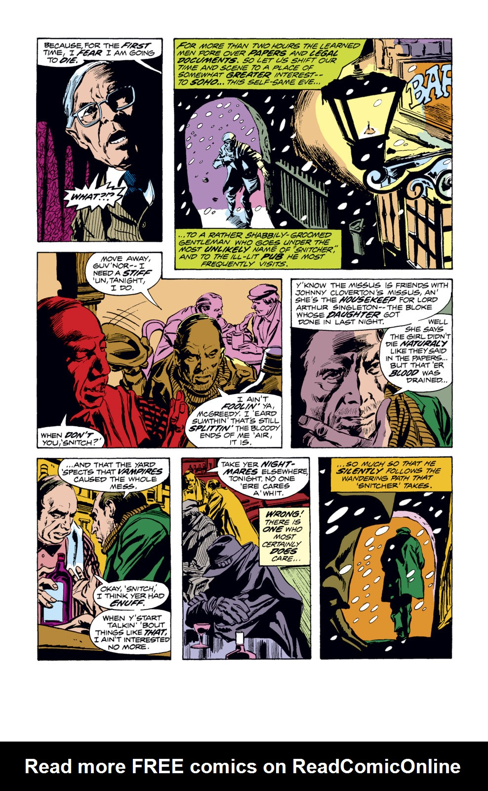 Tomb of Dracula (1972) issue 33 - Page 16