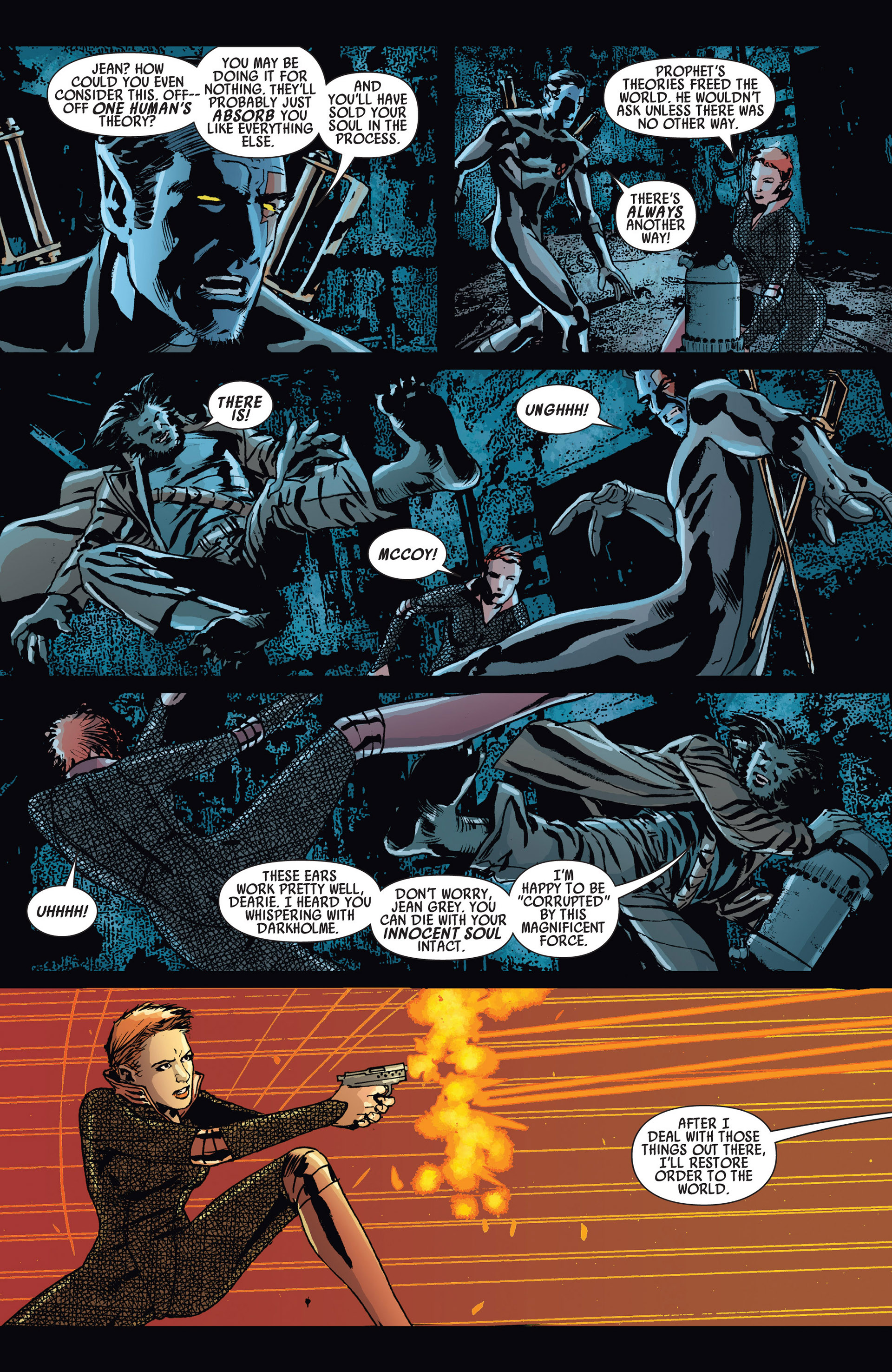 Read online Age of Apocalypse (2012) comic -  Issue #14 - 17