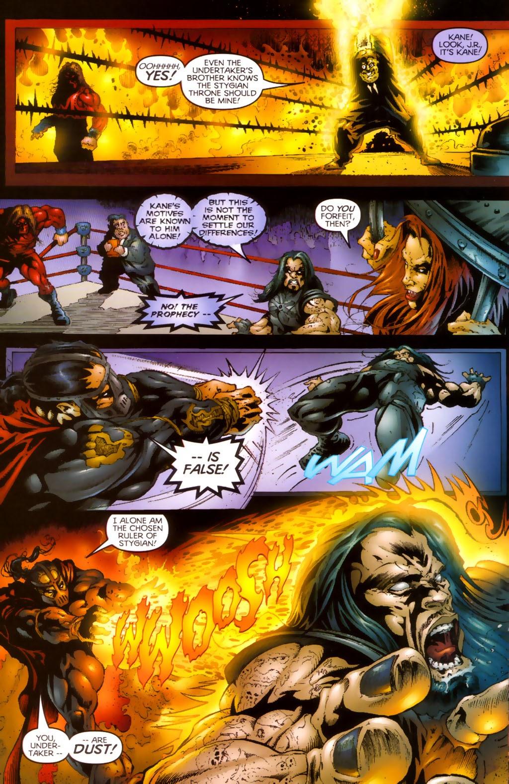 Read online Undertaker (1999) comic -  Issue #0.5 - 7