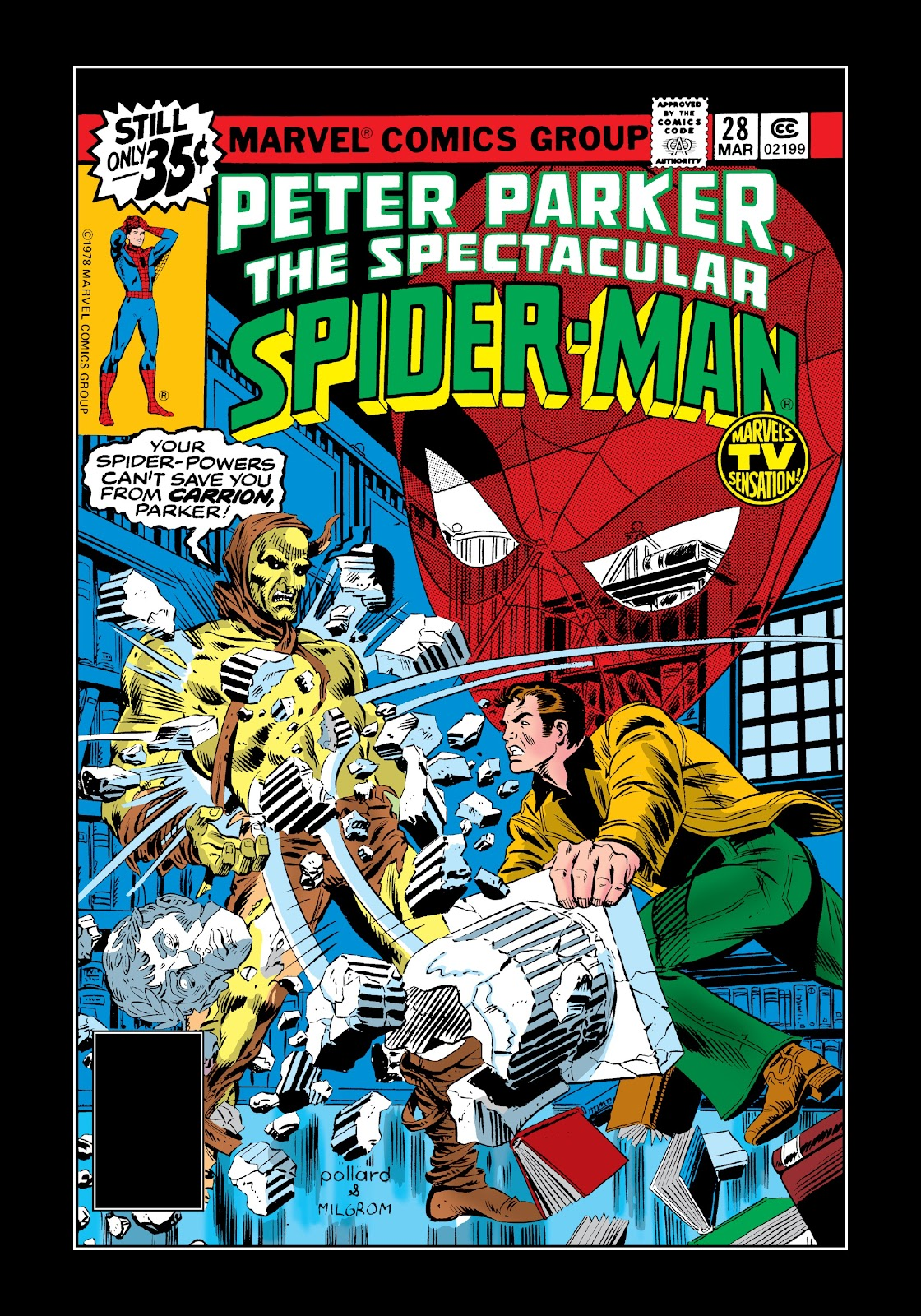 Read online Marvel Masterworks: The Spectacular Spider-Man comic -  Issue # TPB 2 (Part 3) - 25