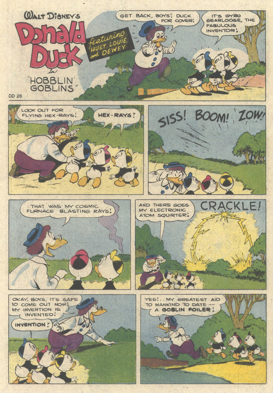 Walt Disney's Donald Duck (1986) issue 249 - Page 15