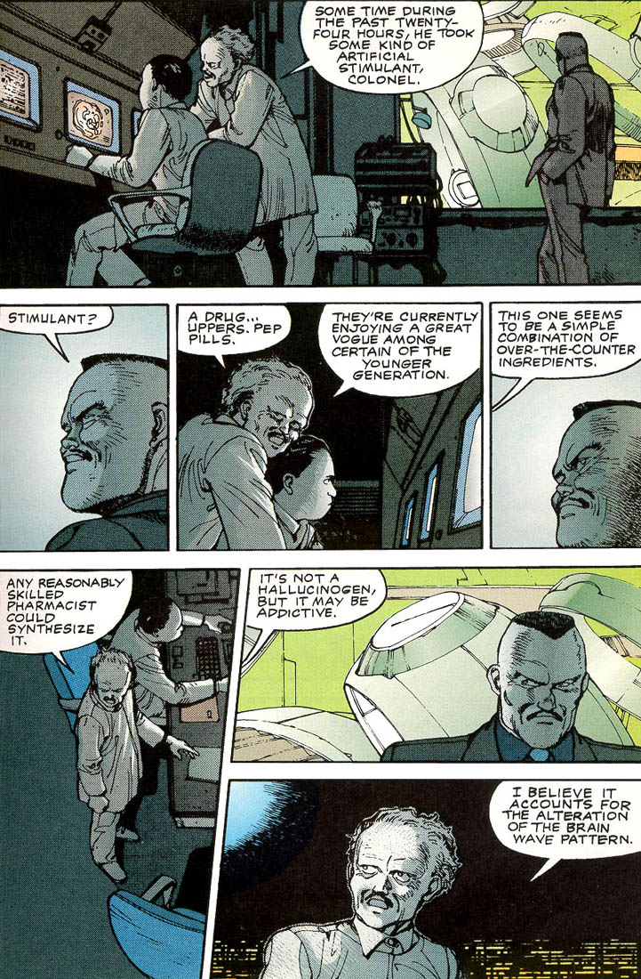 Read online Akira comic -  Issue #3 - 29