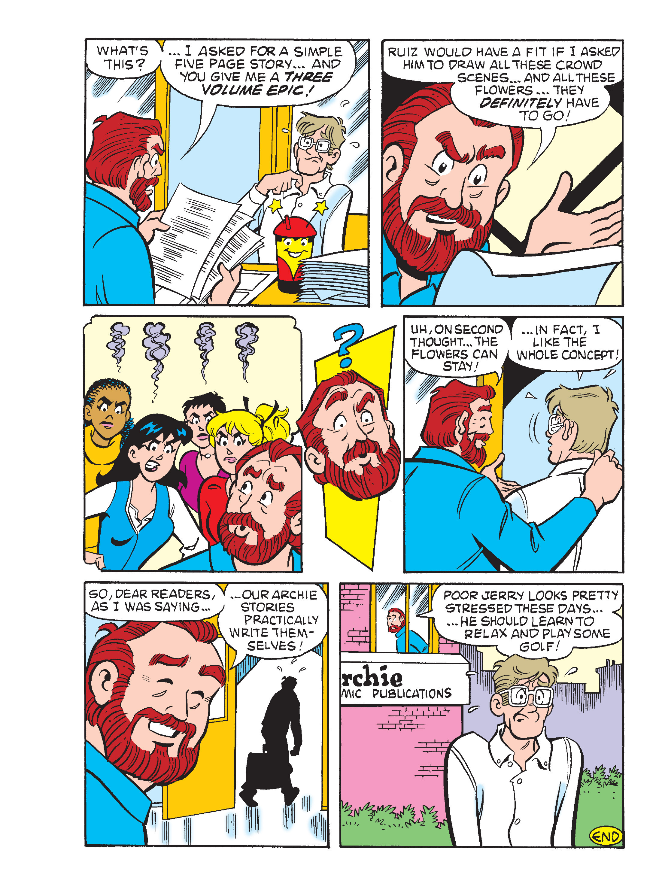 Read online Archie 1000 Page Comics Blowout! comic -  Issue # TPB (Part 3) - 134