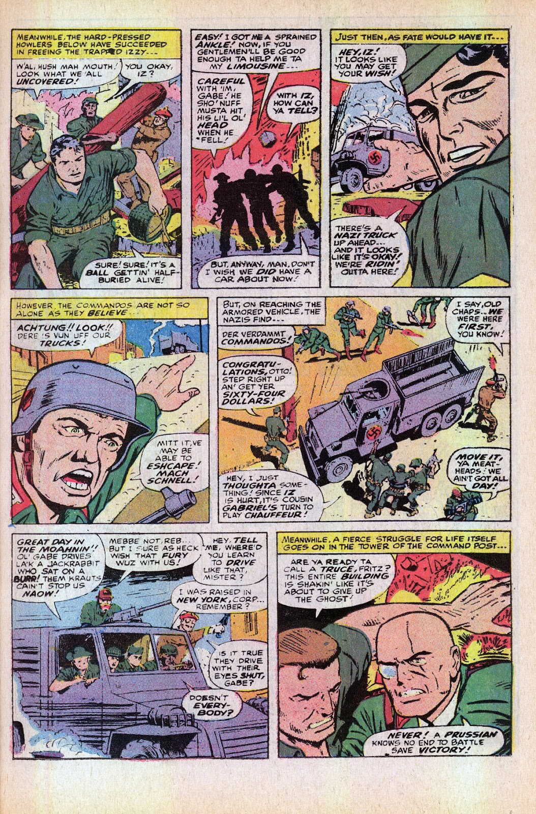 Sgt. Fury issue _Special_7 - Page 13