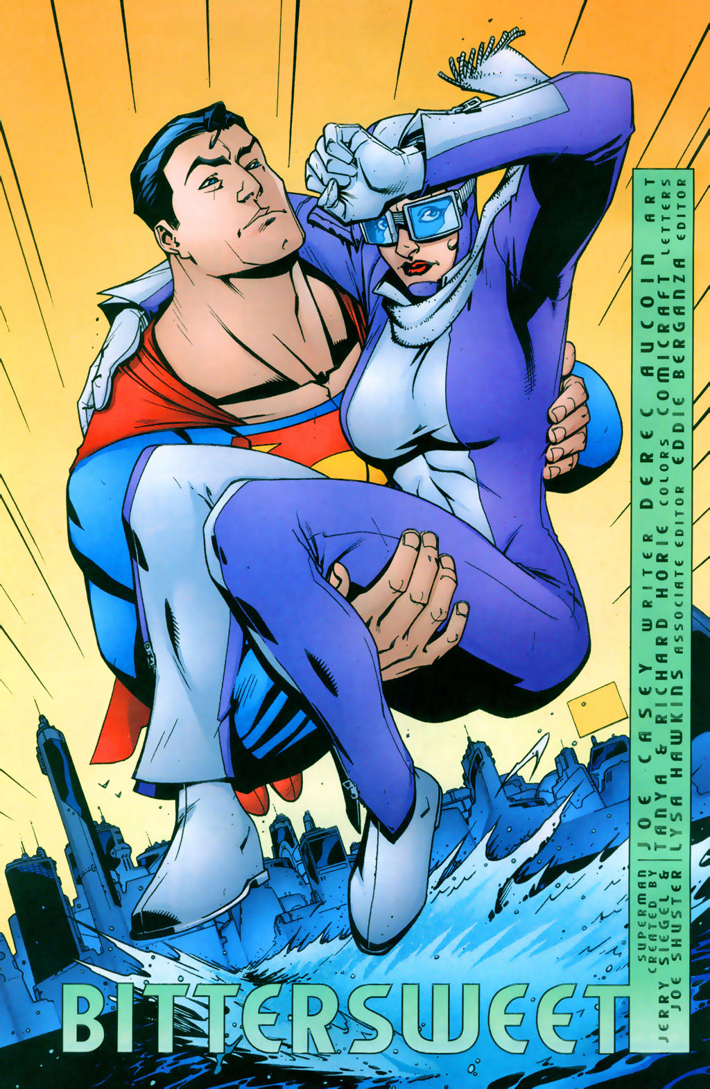 Read online Adventures of Superman (1987) comic -  Issue #623 - 3