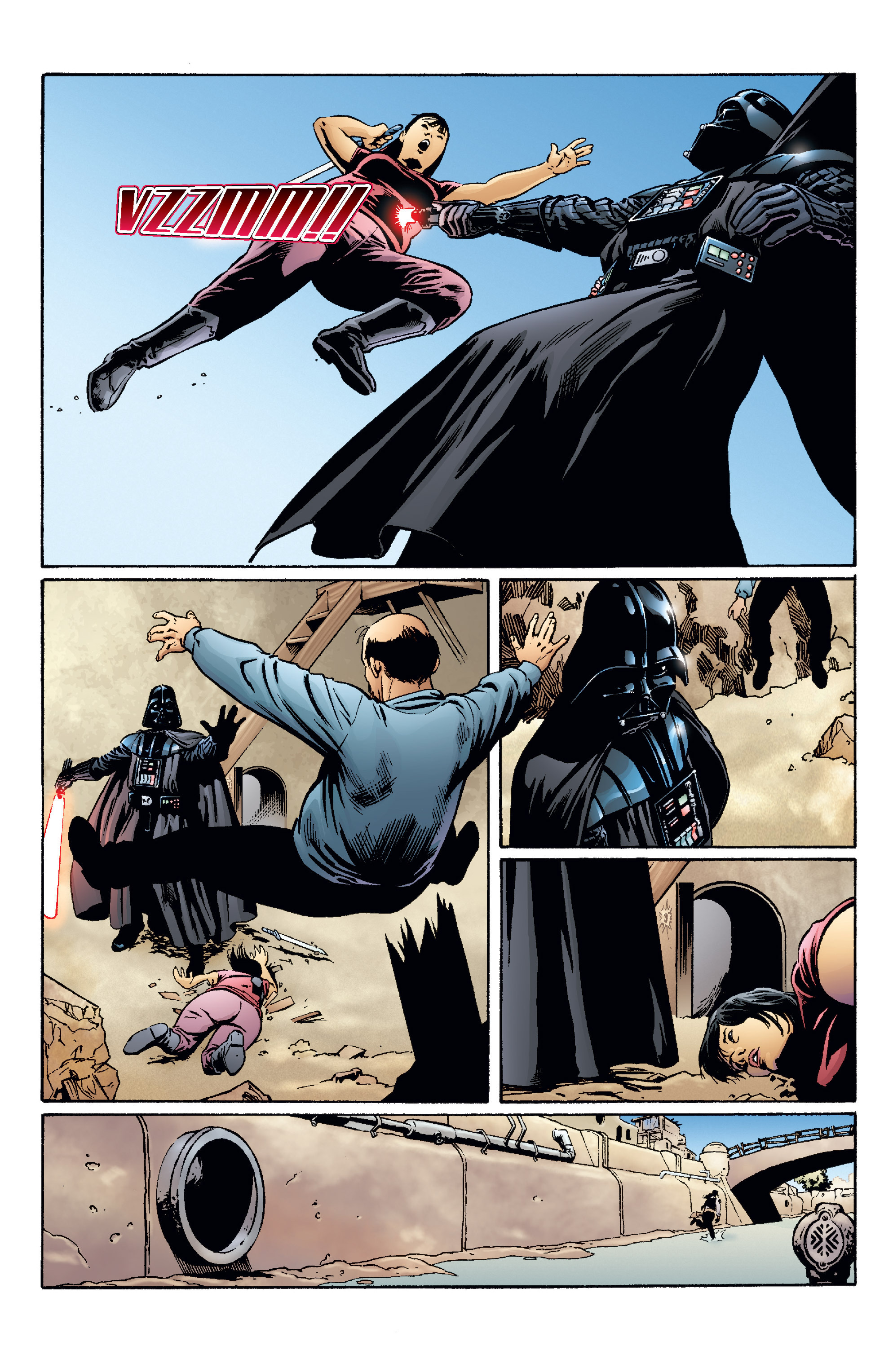 Read online Star Wars Omnibus comic -  Issue # Vol. 20 - 253