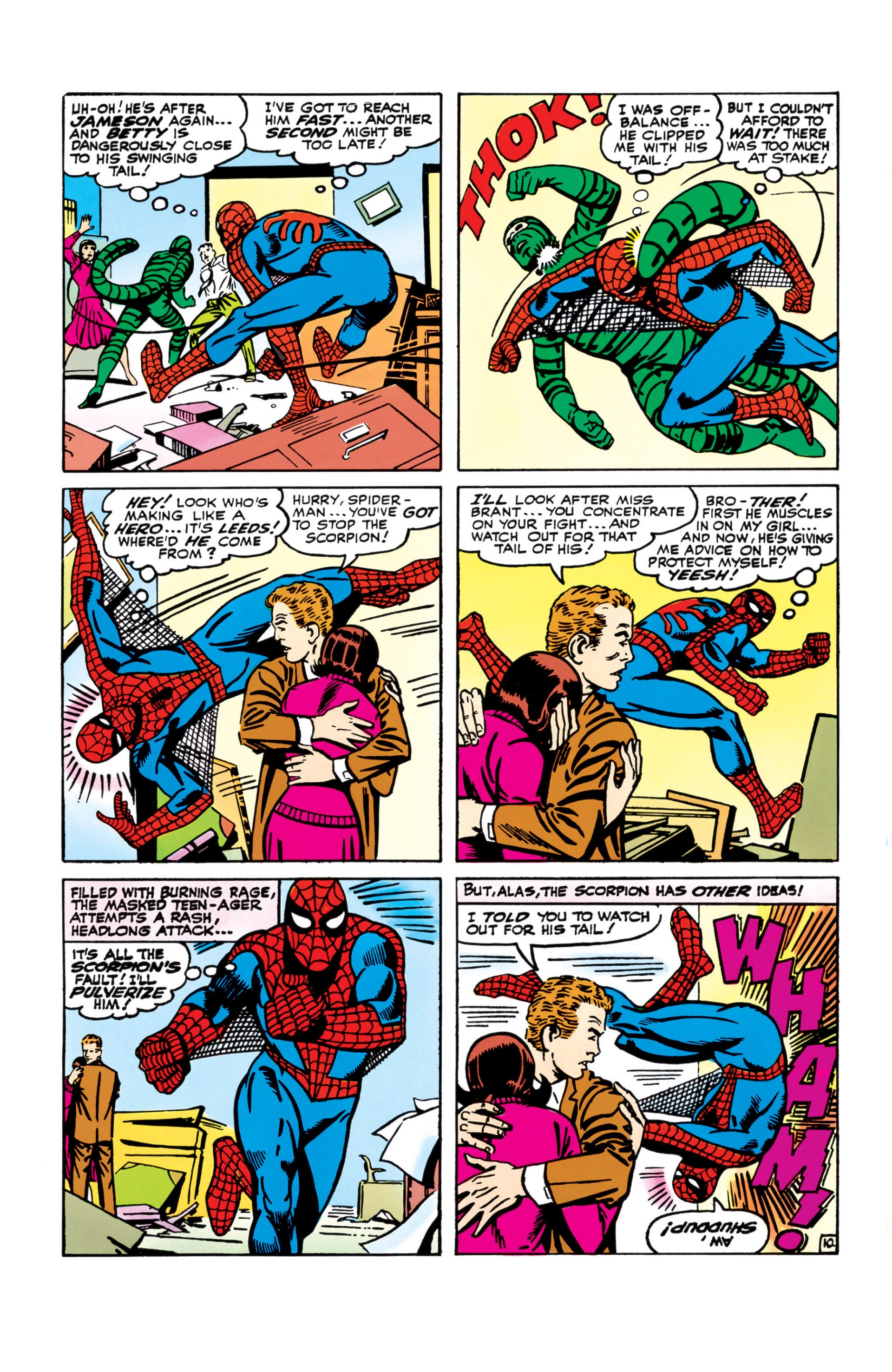 The Amazing Spider-Man (1963) 29 Page 10