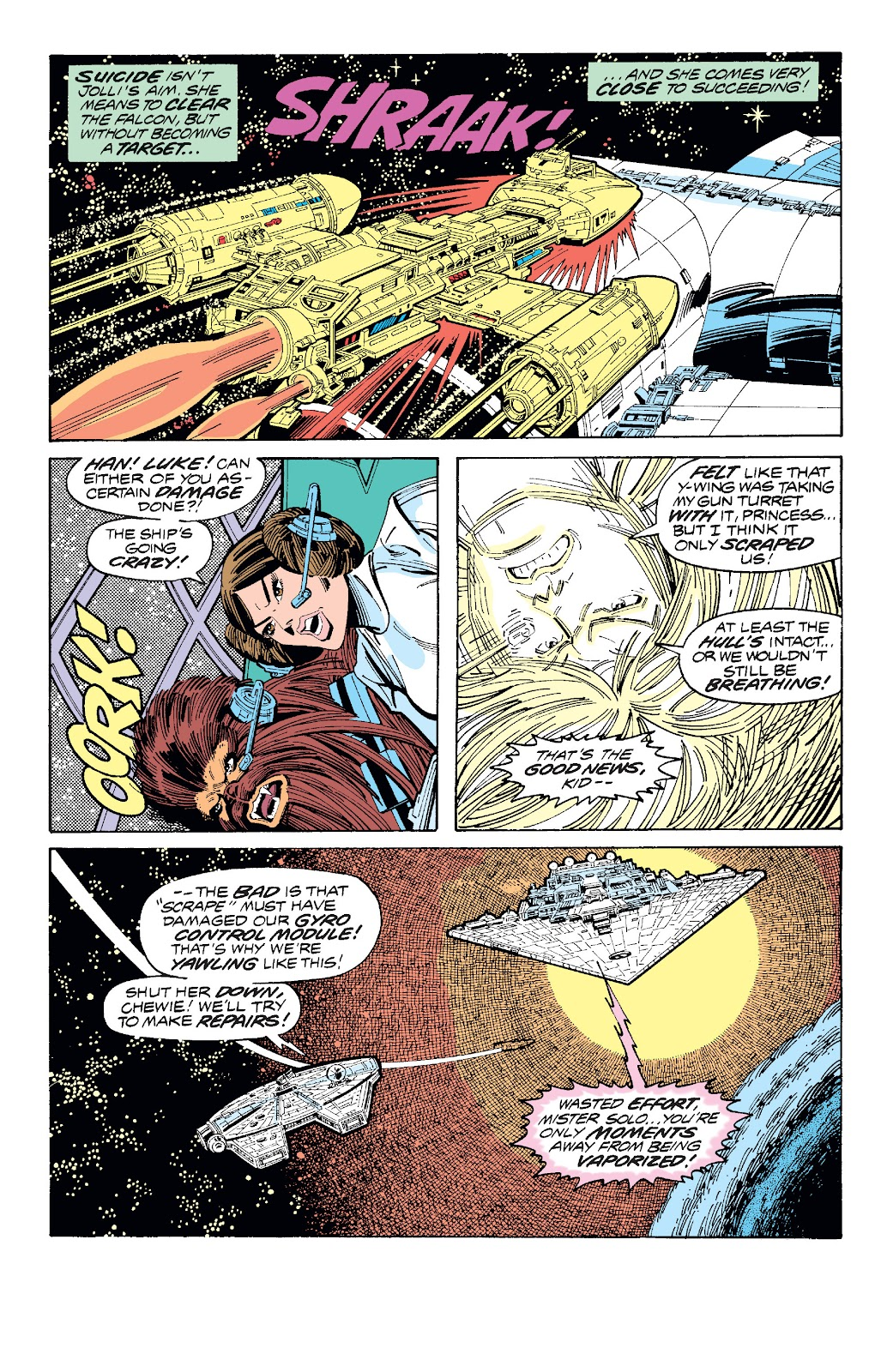 Read online Star Wars Legends: The Original Marvel Years - Epic Collection comic -  Issue # TPB 1 (Part 3) - 72