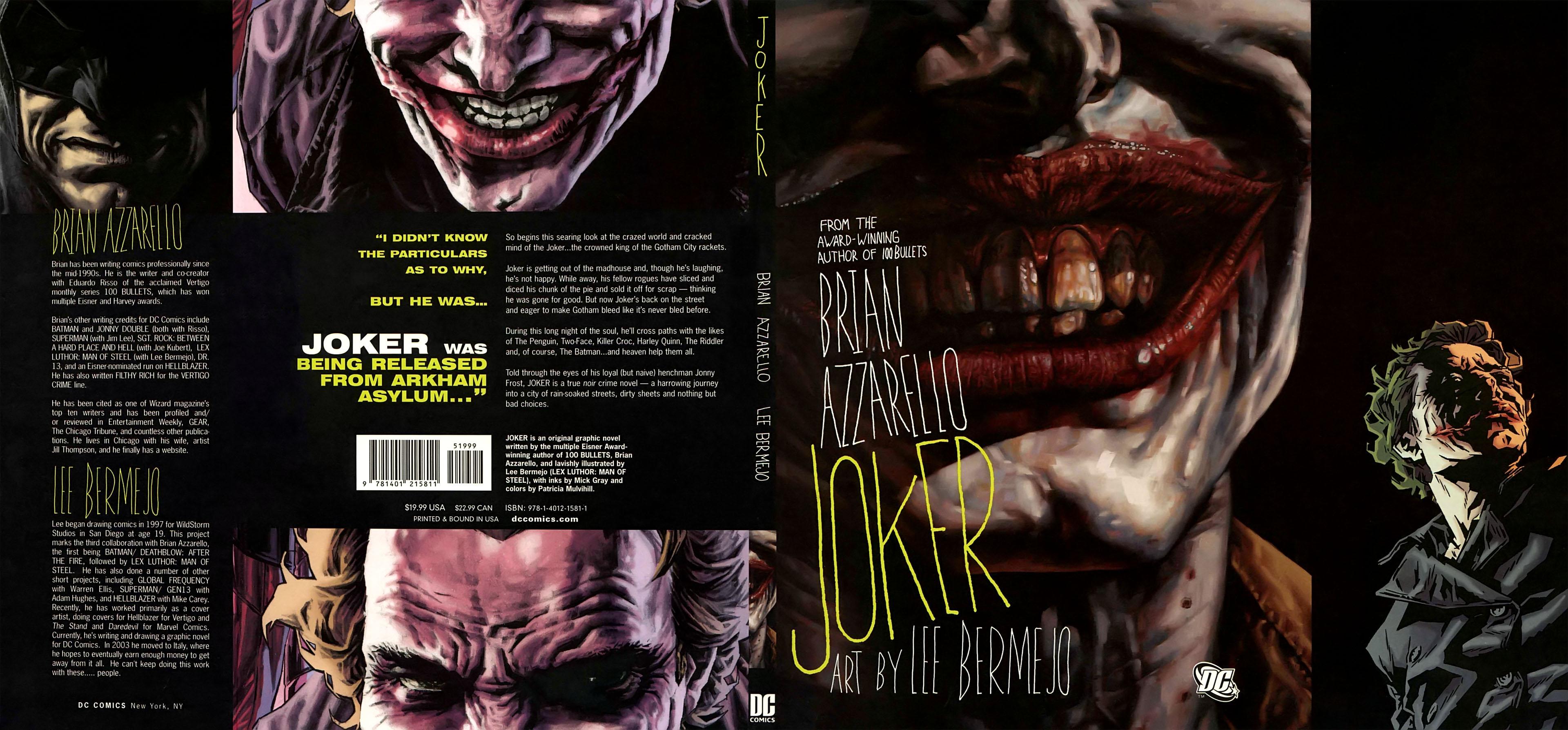 Joker (2008) Full Page 1