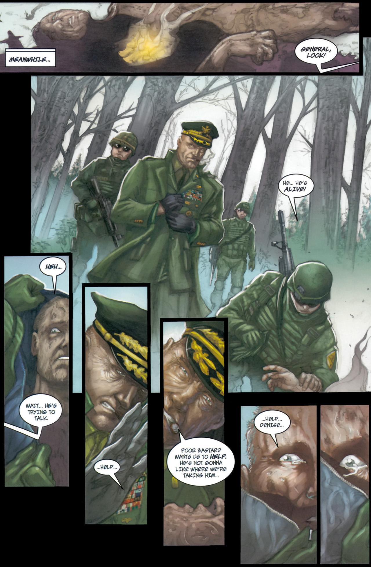 Read online Phoenix comic -  Issue #6 - 9