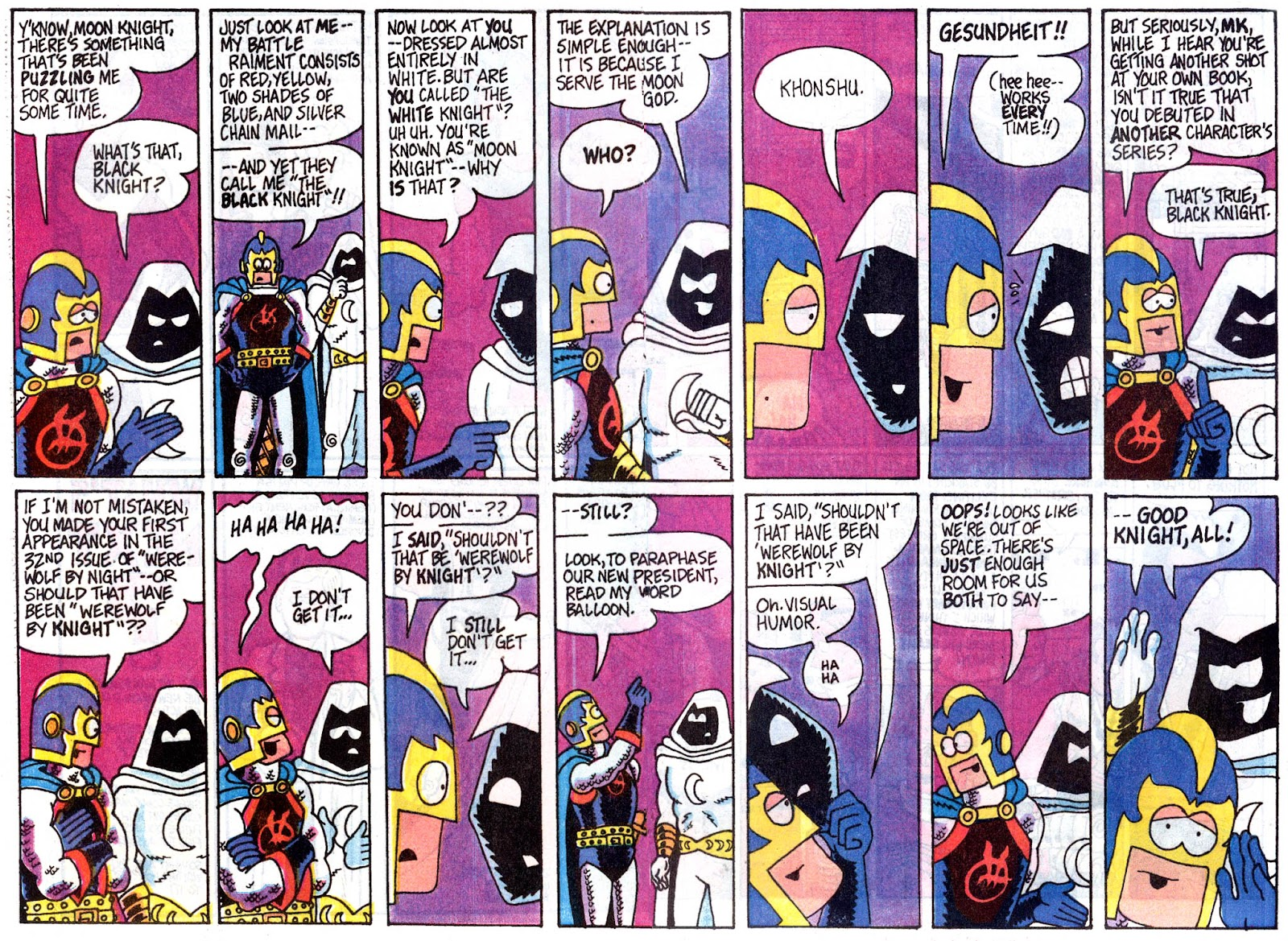 Fred Hembeck Sells the Marvel Universe issue Full - Page 16
