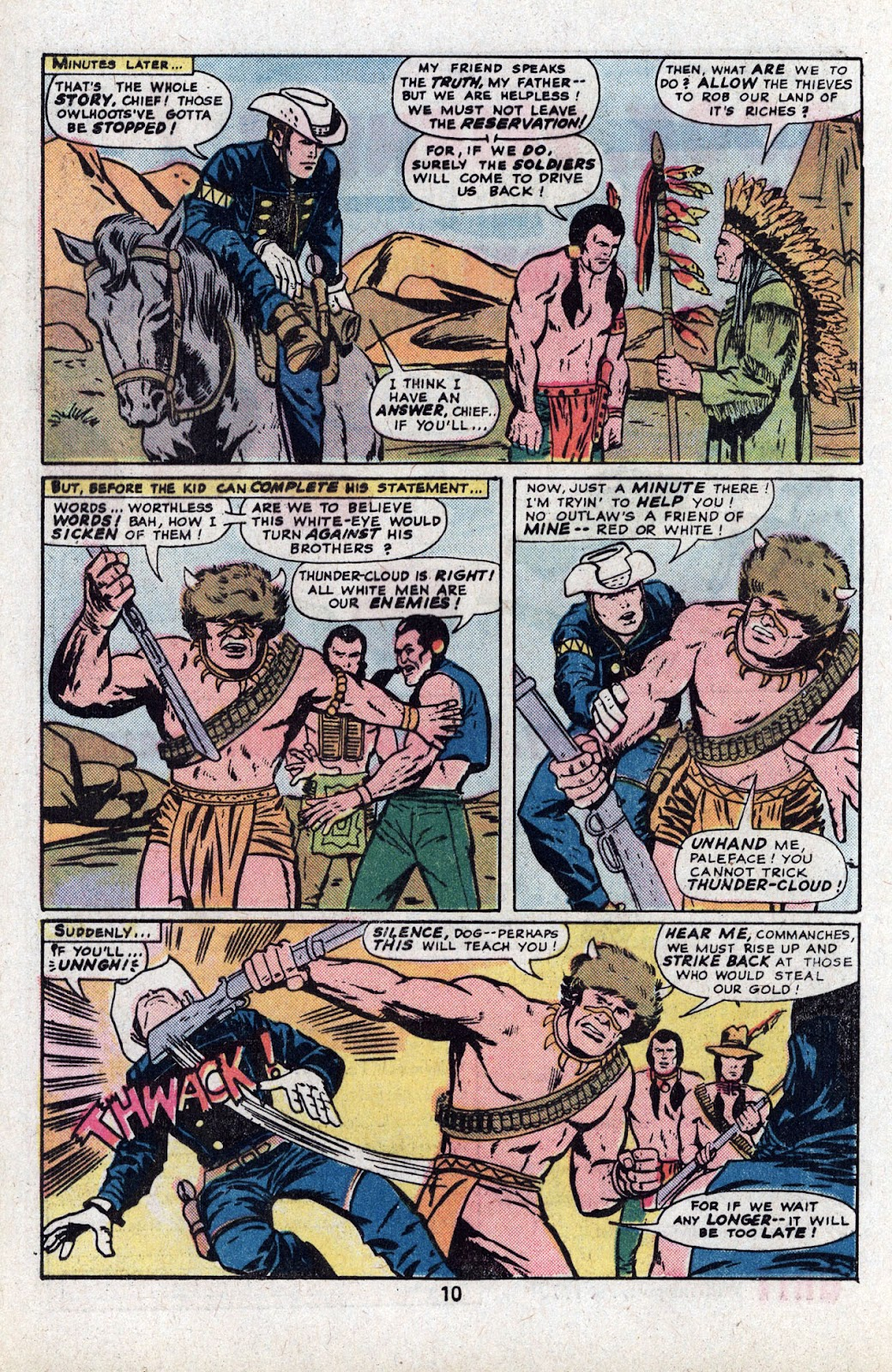 The Rawhide Kid (1955) issue 130 - Page 12