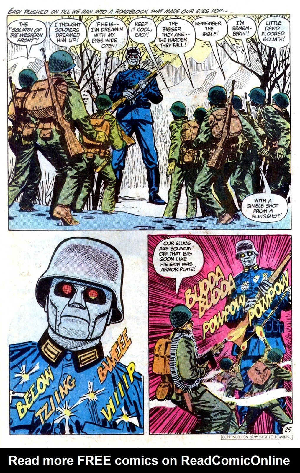 Sgt. Rock issue Annual 2 - Page 27