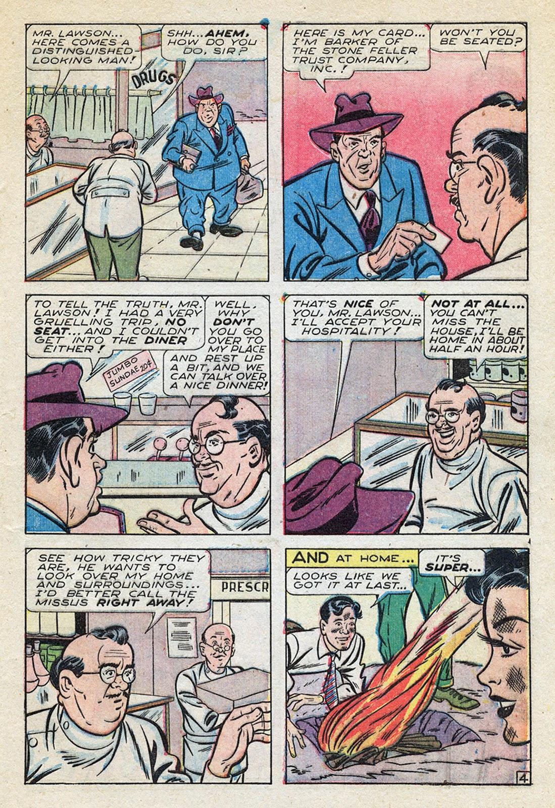 Georgie Comics (1945) issue 4 - Page 13