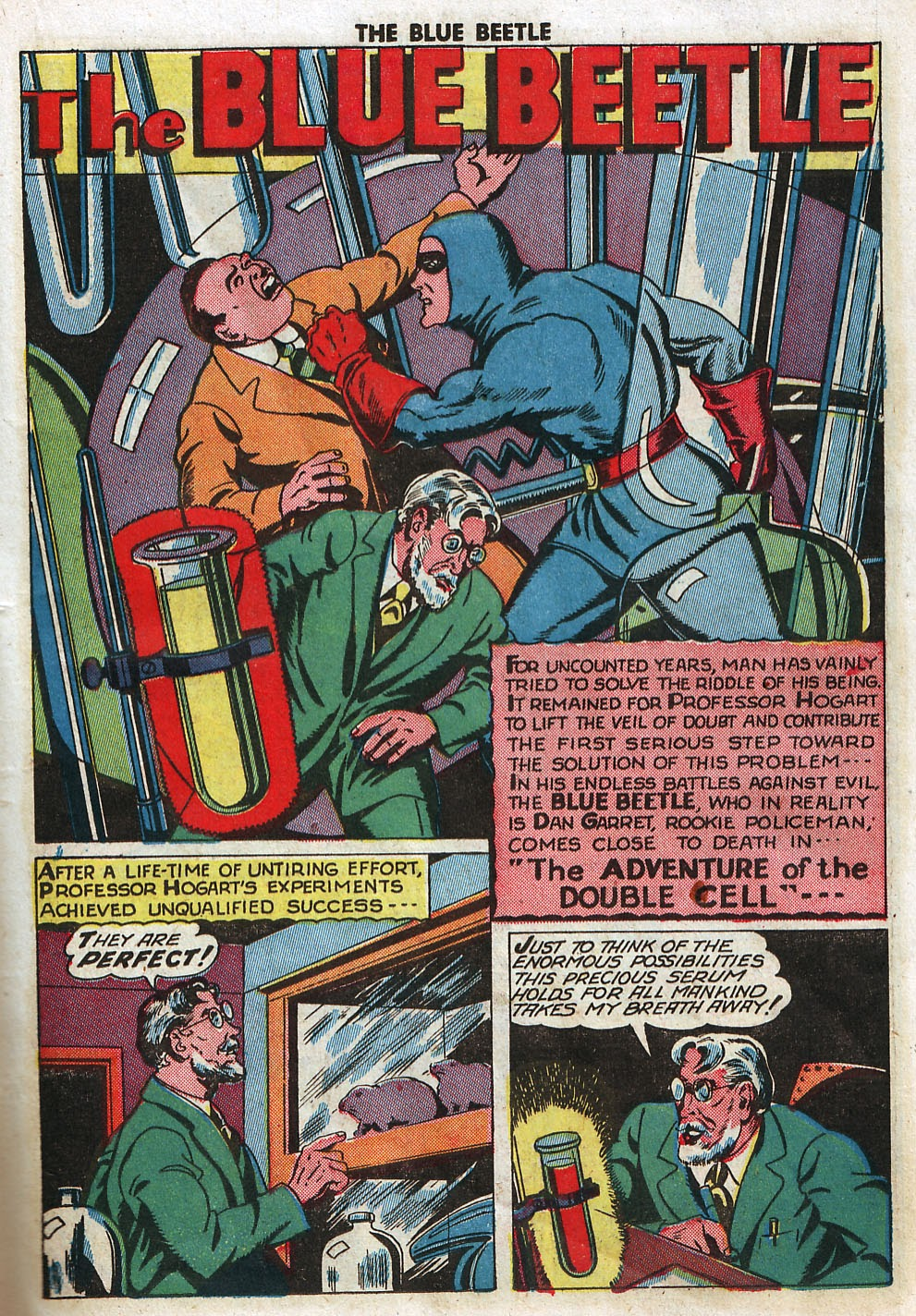 The Blue Beetle issue 33 - Page 15