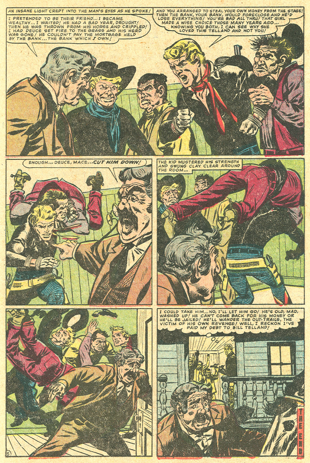 Read online Two-Gun Kid comic -  Issue #31 - 7