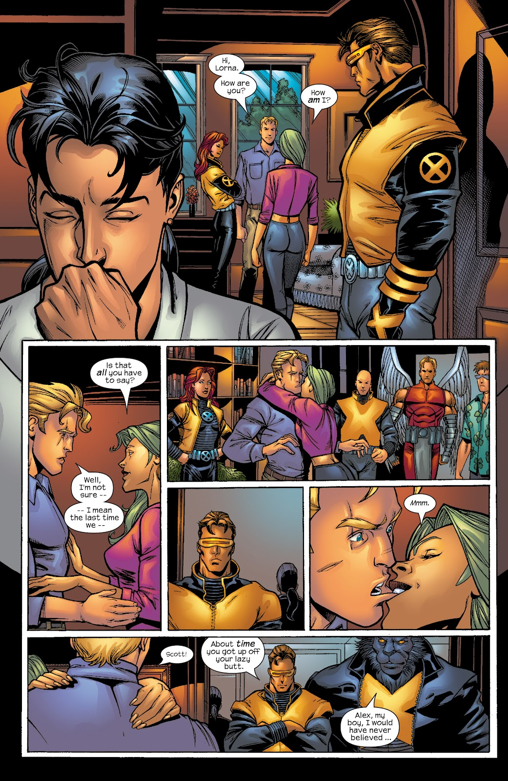 Read online X-Men: Unstoppable comic -  Issue # TPB (Part 4) - 16