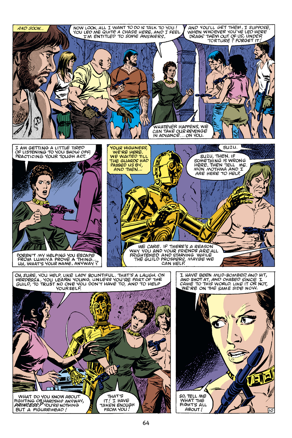 Read online Star Wars Omnibus comic -  Issue # Vol. 21 - 61