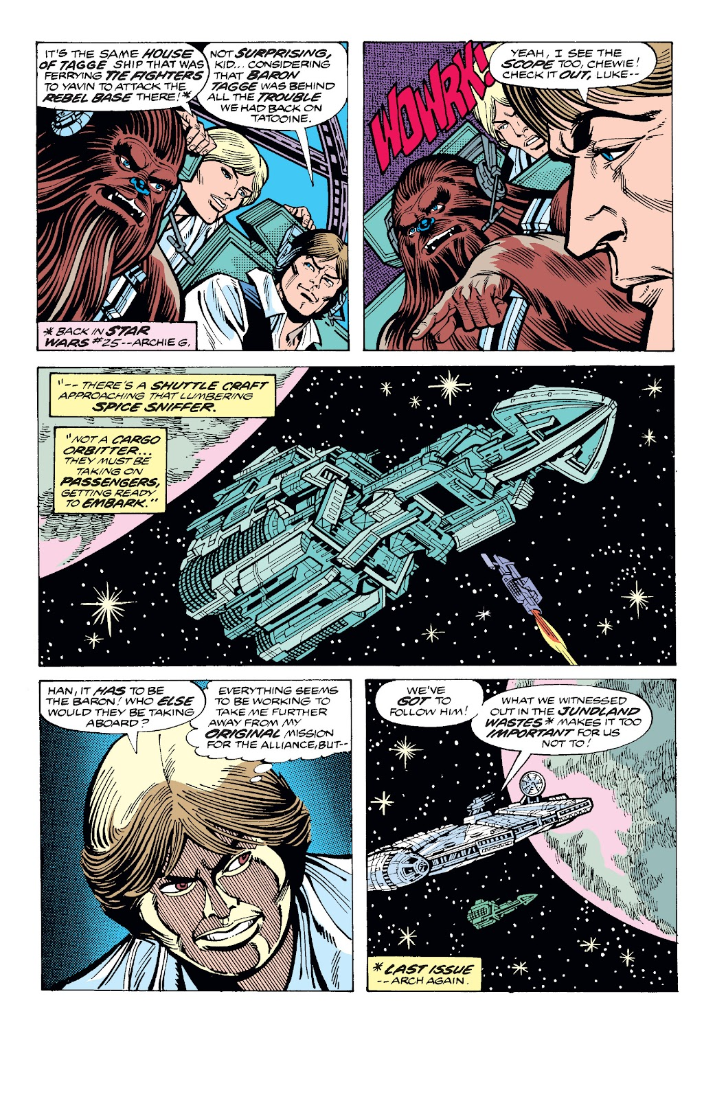 Read online Star Wars Legends: The Original Marvel Years - Epic Collection comic -  Issue # TPB 2 (Part 2) - 69
