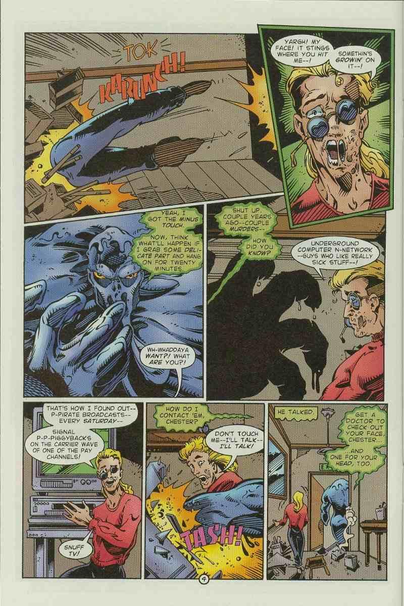 Read online Ultraverse Premiere comic -  Issue #11 - 20