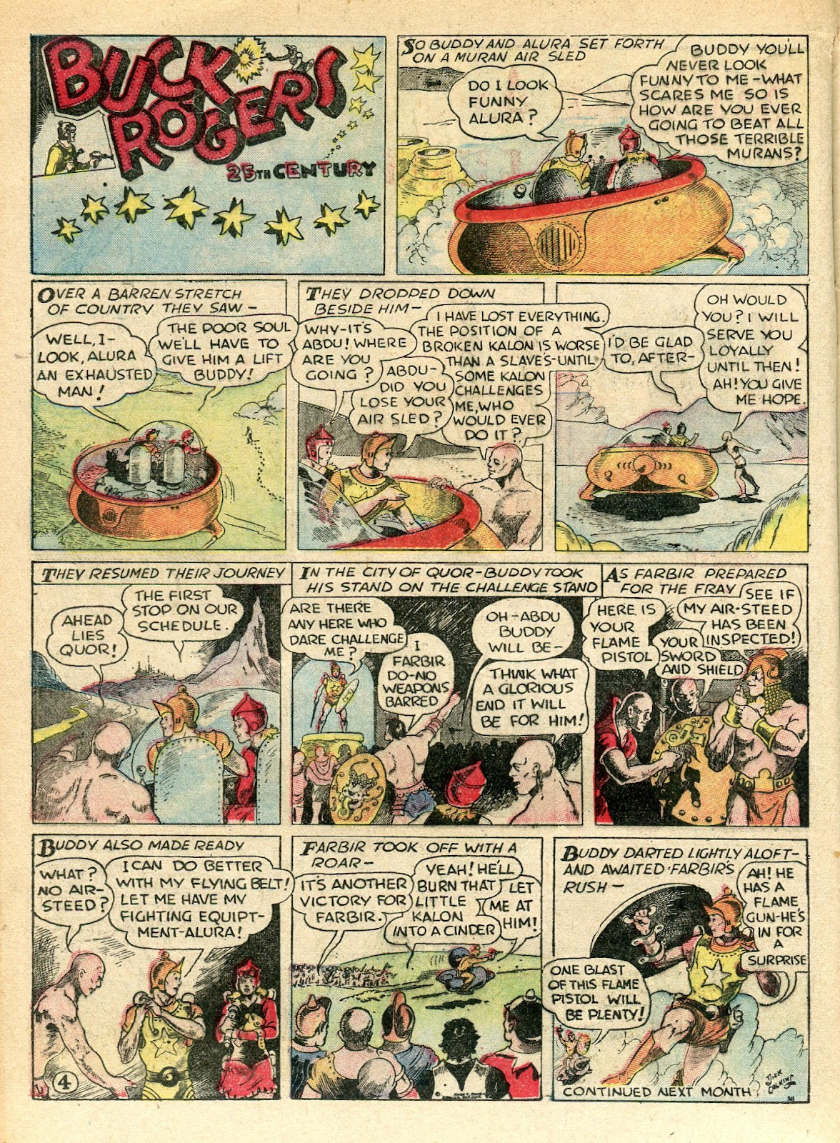 Read online Famous Funnies comic -  Issue #33 - 20