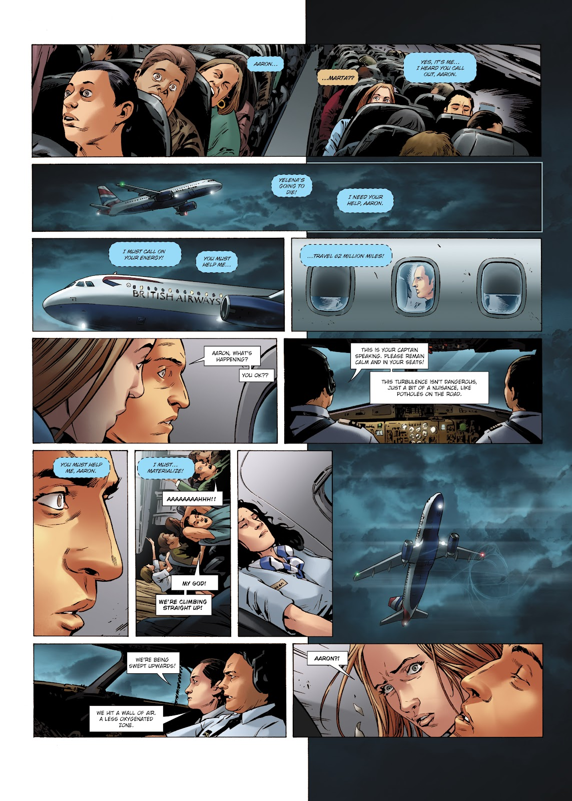 Read online Olympus Mons Vol. 1: Anomaly One comic -  Issue #5 - 42