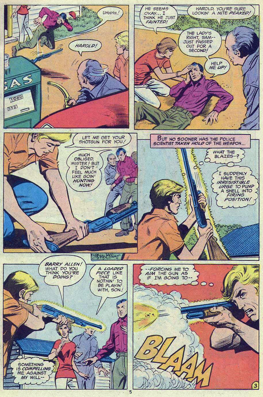 Read online Adventure Comics (1938) comic -  Issue #461 - 5