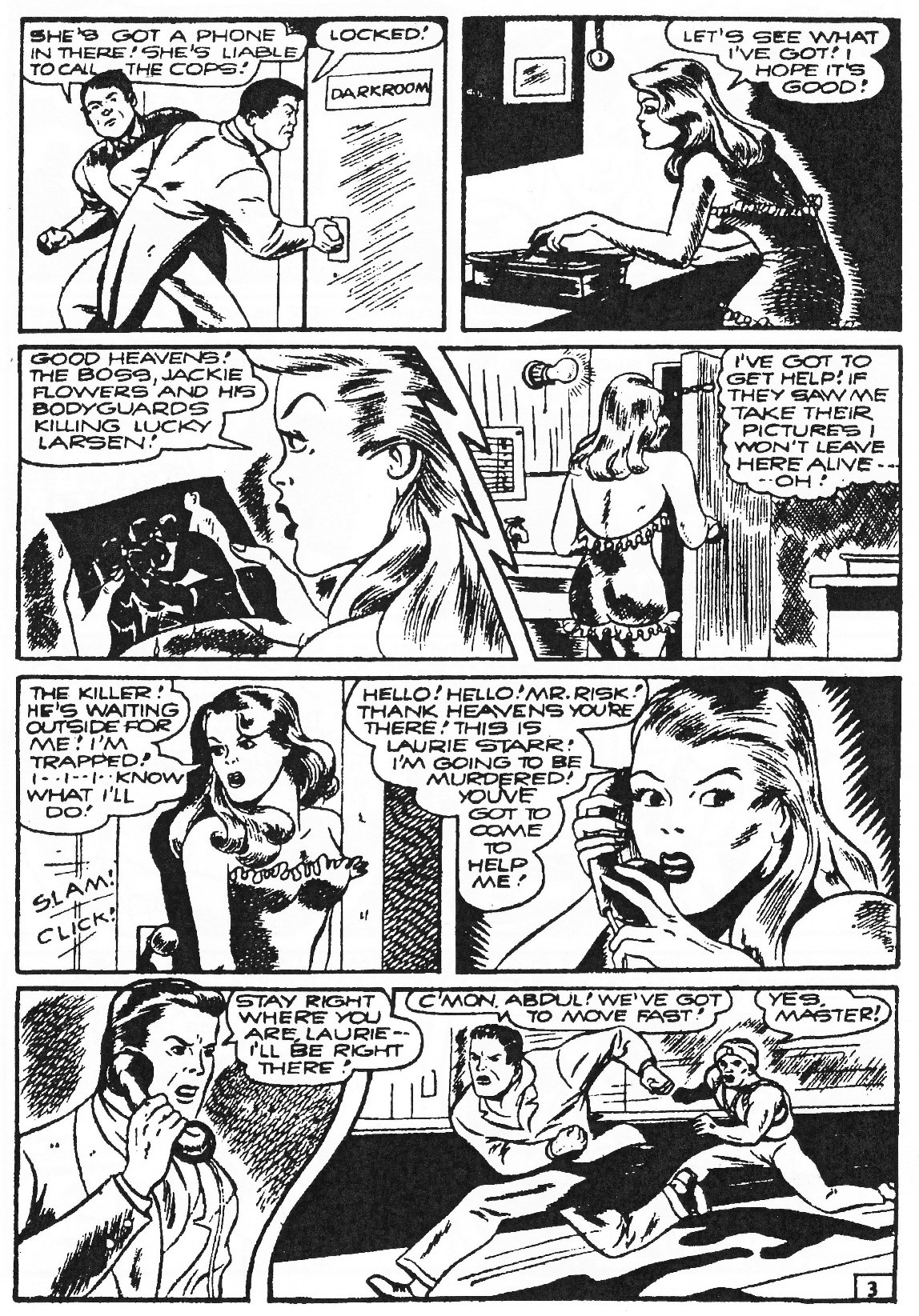 Read online Men of Mystery Comics comic -  Issue #81 - 154