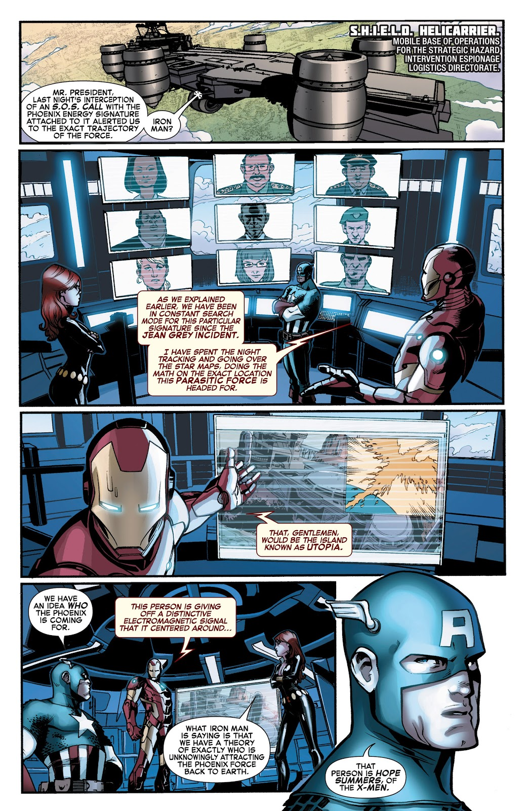 Read online What If? AvX comic -  Issue #1 - 5
