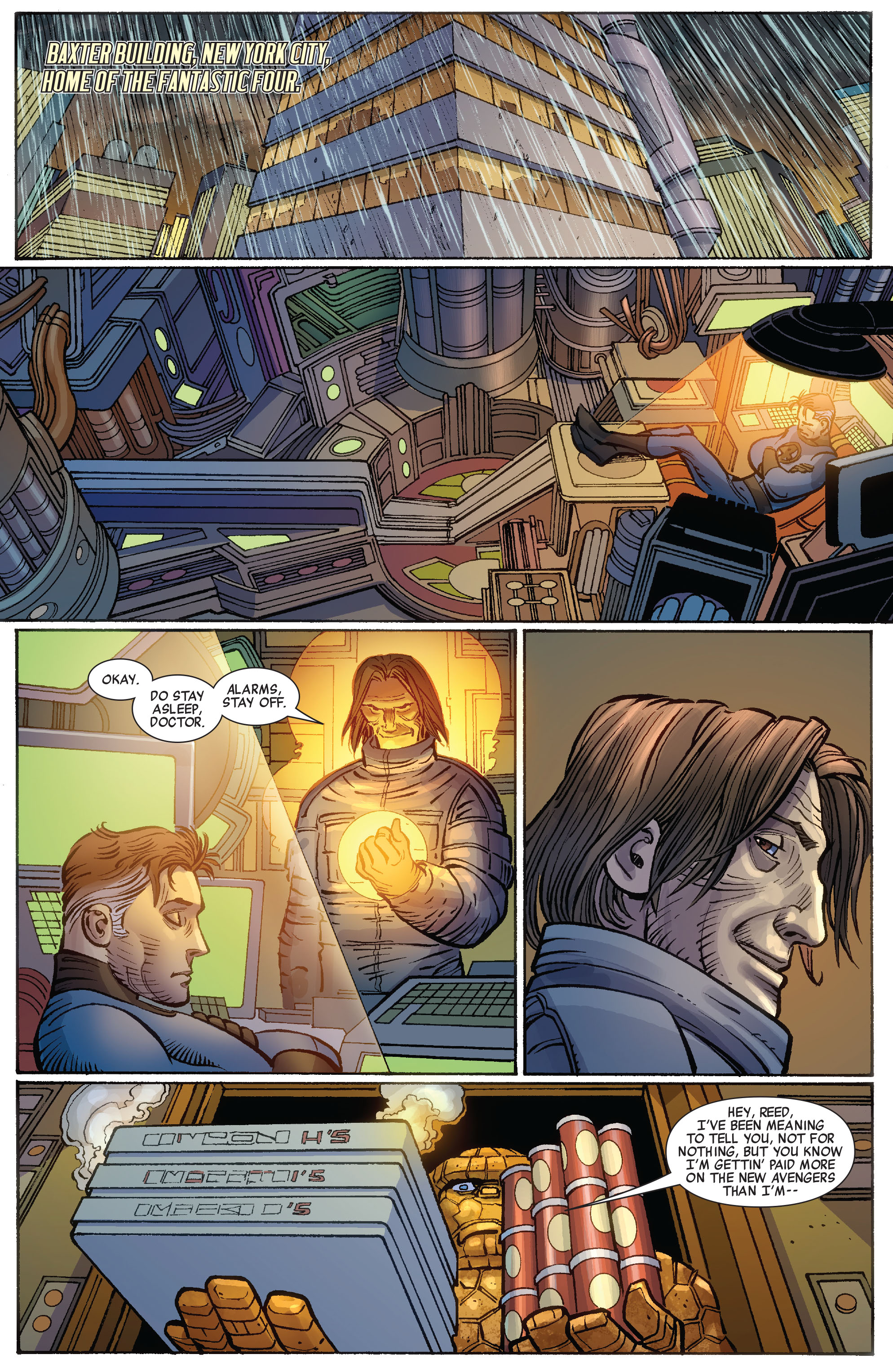 Read online Avengers (2010) comic -  Issue #7 - 15