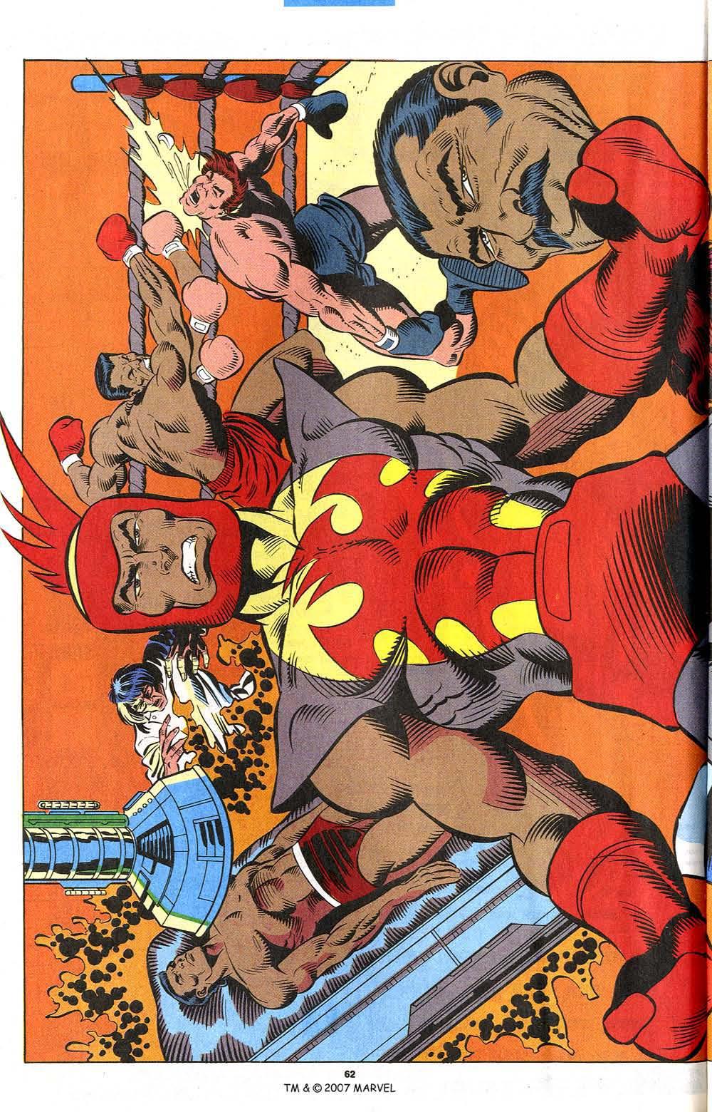 Read online Captain America (1968) comic -  Issue # _Annual 12 - 64