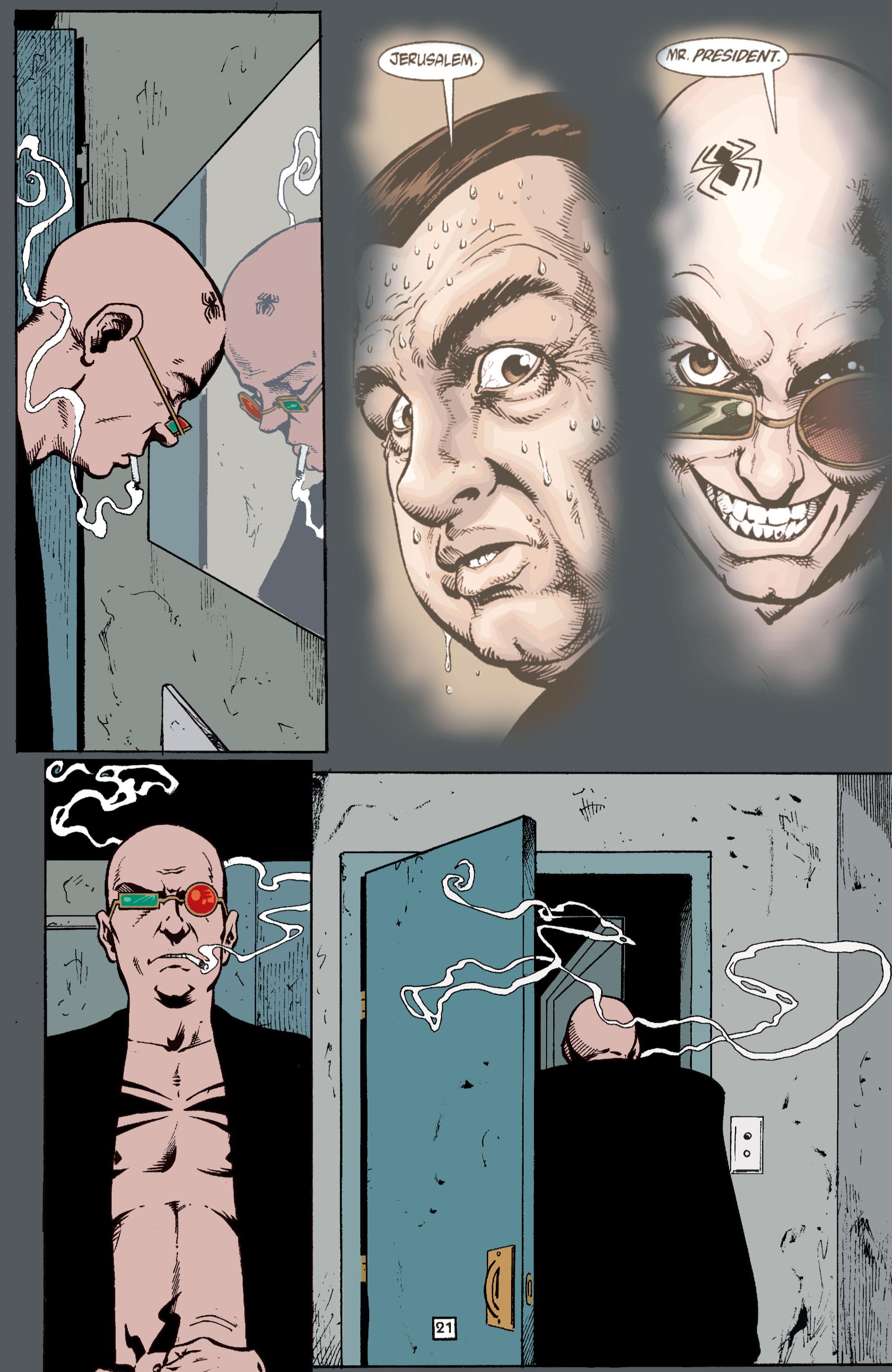 Read online Transmetropolitan comic -  Issue #37 - 22