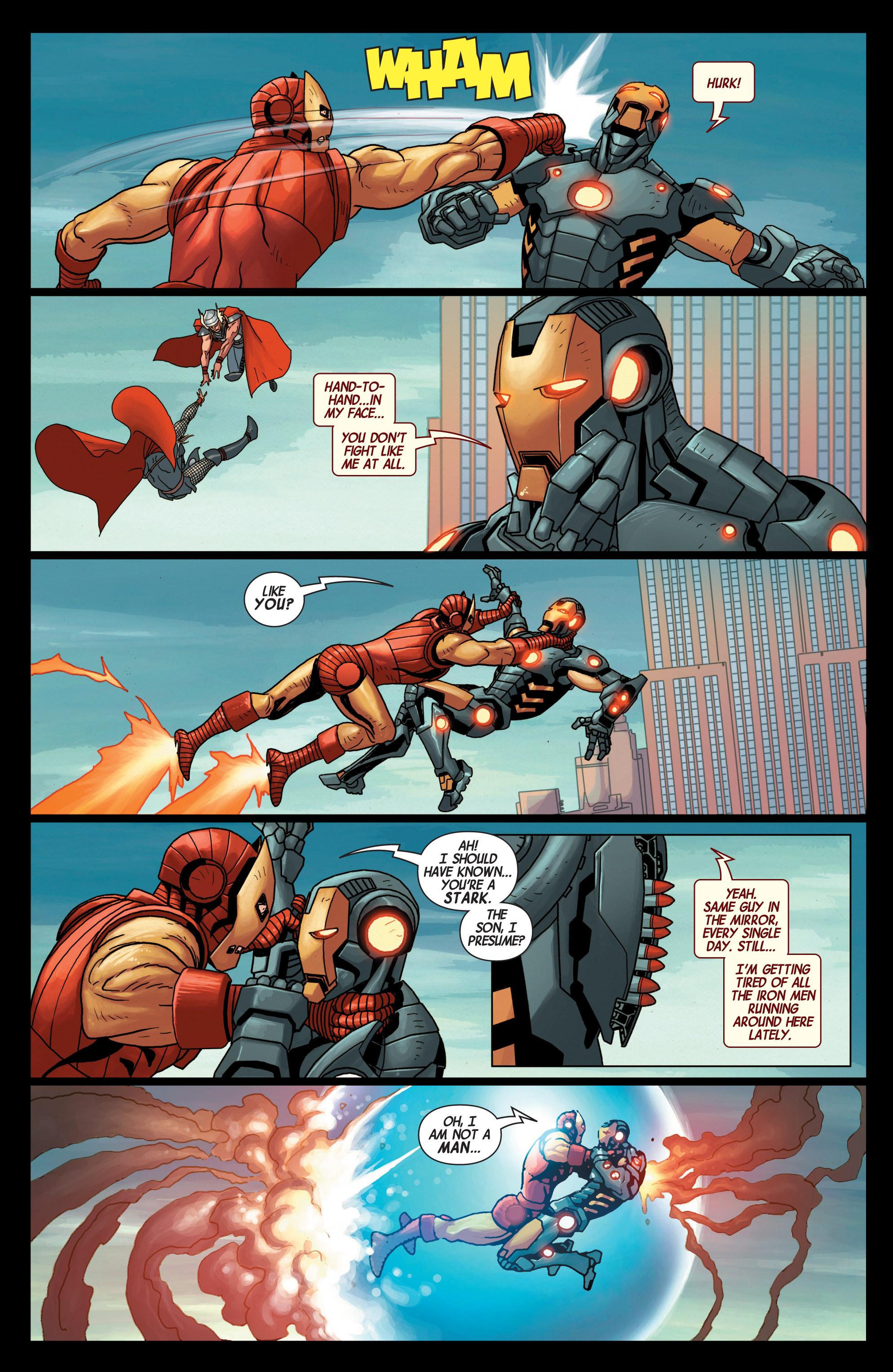 Read online Avengers (2013) comic -  Issue #Avengers (2013) _TPB 5 - 103