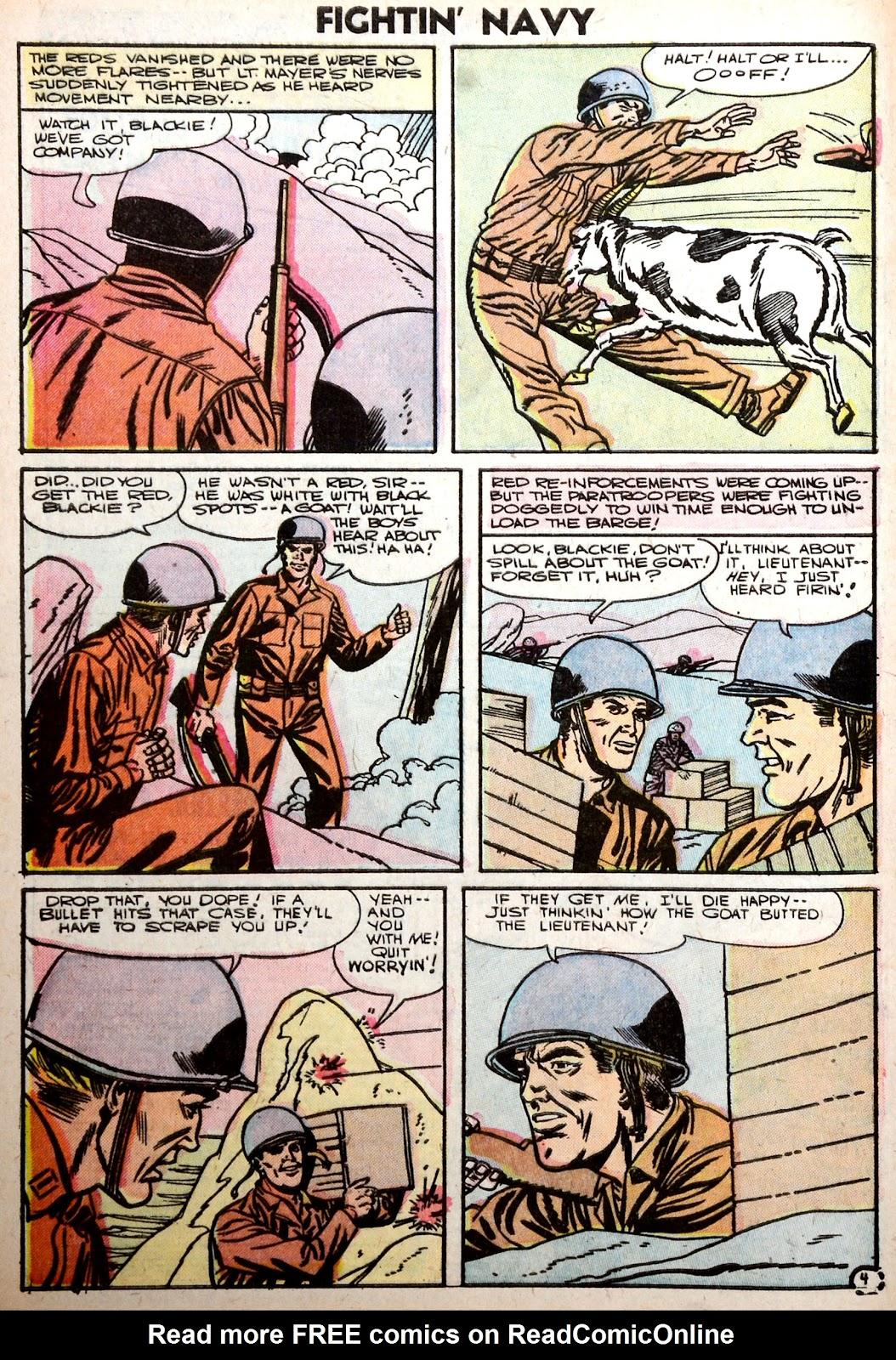 Read online Fightin' Navy comic -  Issue #75 - 32