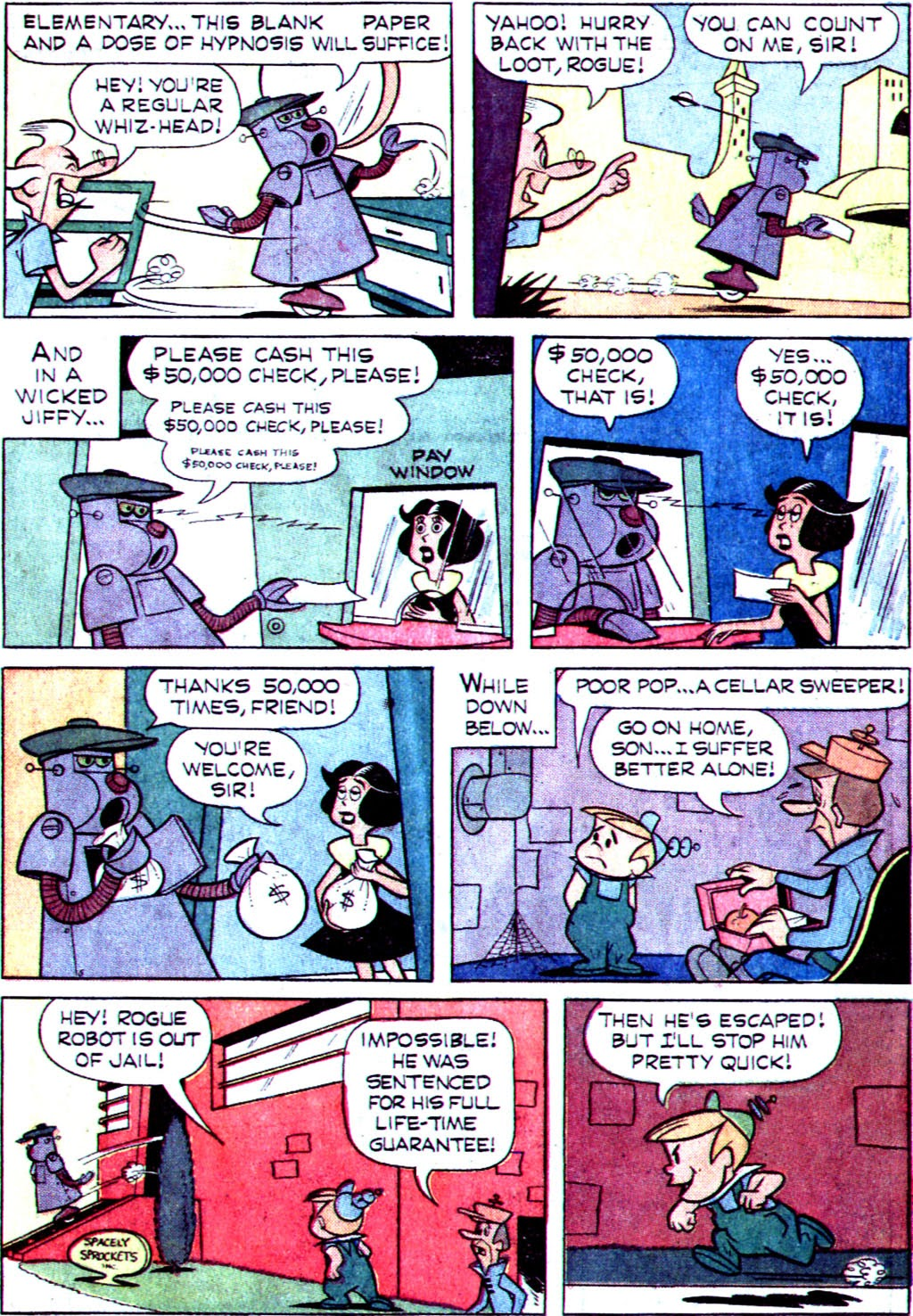 The Jetsons (1963) issue 15 - Page 11