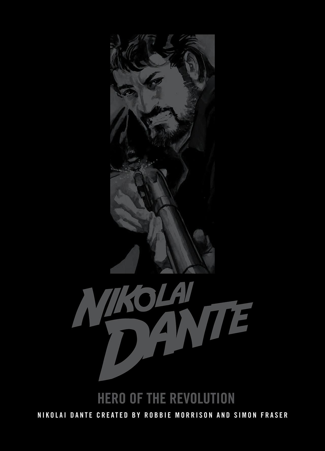 Read online Nikolai Dante comic -  Issue # TPB 10 - 3