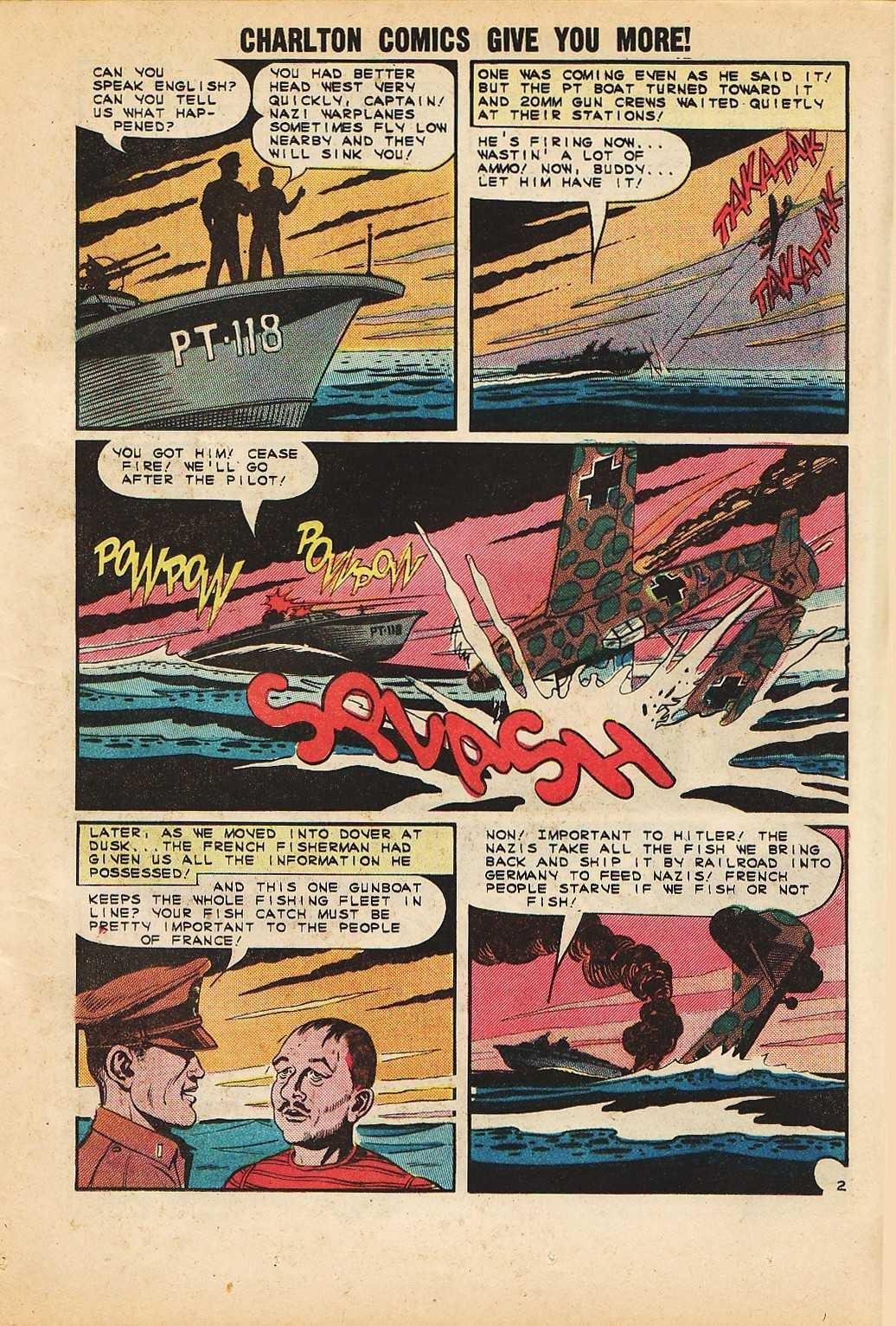 Read online Fightin' Navy comic -  Issue #116 - 13