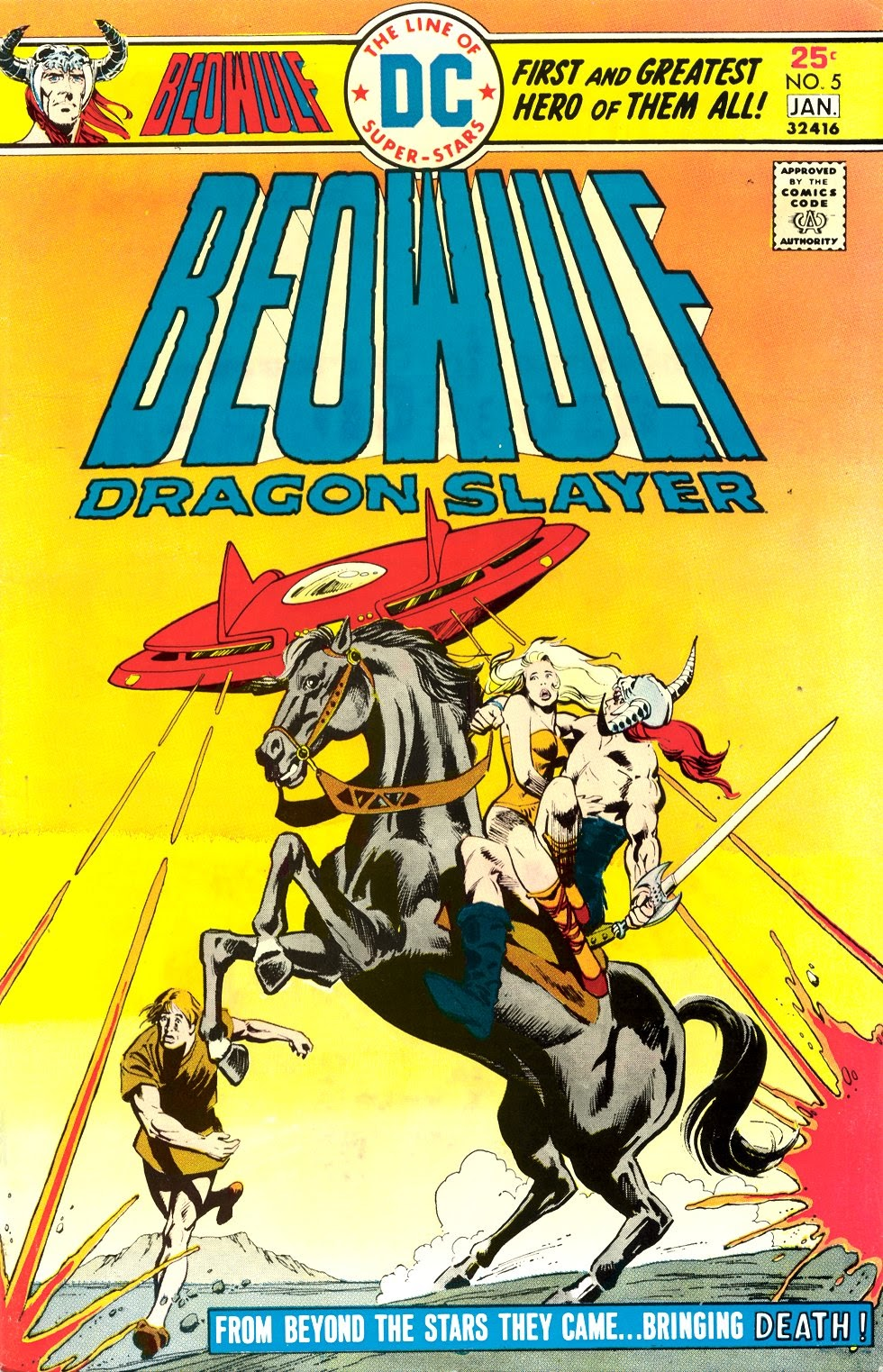 Beowulf (1975) 5 Page 1