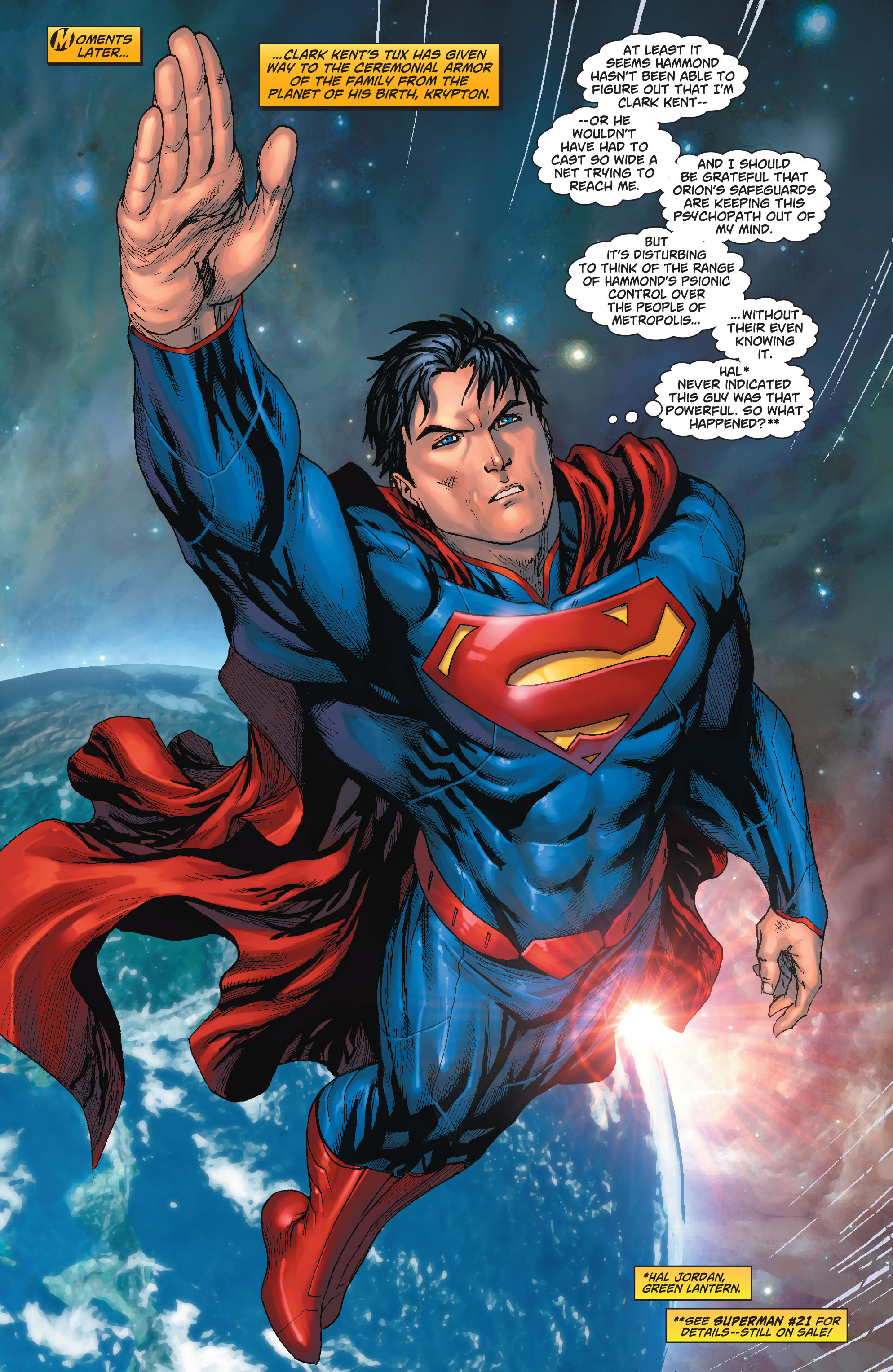 Read online Action Comics (2011) comic -  Issue #22 - 13