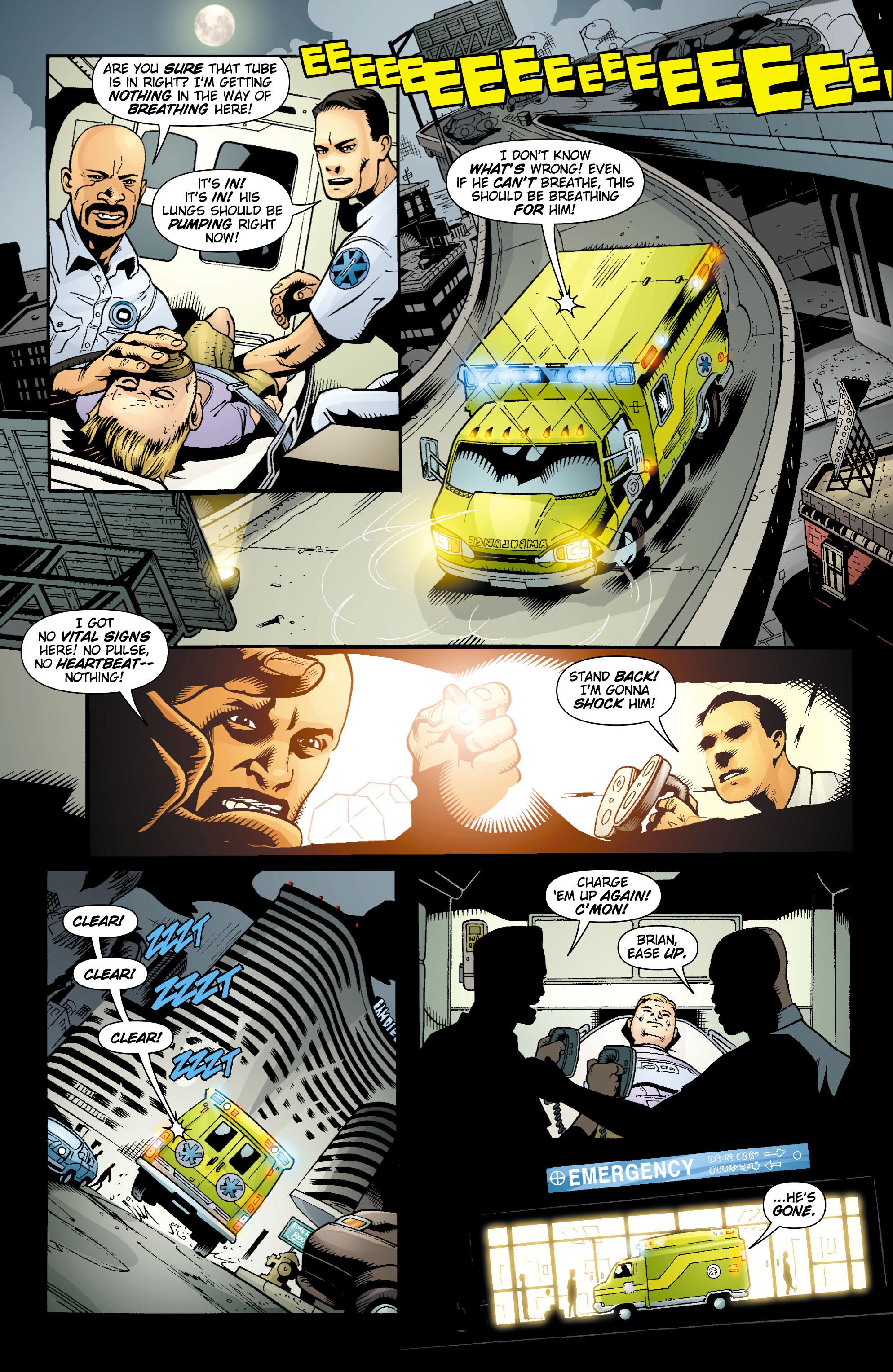 Read online Aquaman (2003) comic -  Issue #15 - 15