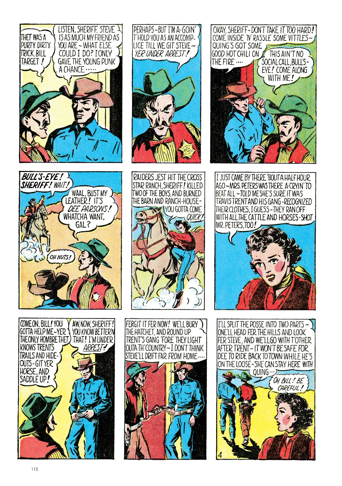 Read online The Bill Everett Archives comic -  Issue # TPB 1 (Part 2) - 12