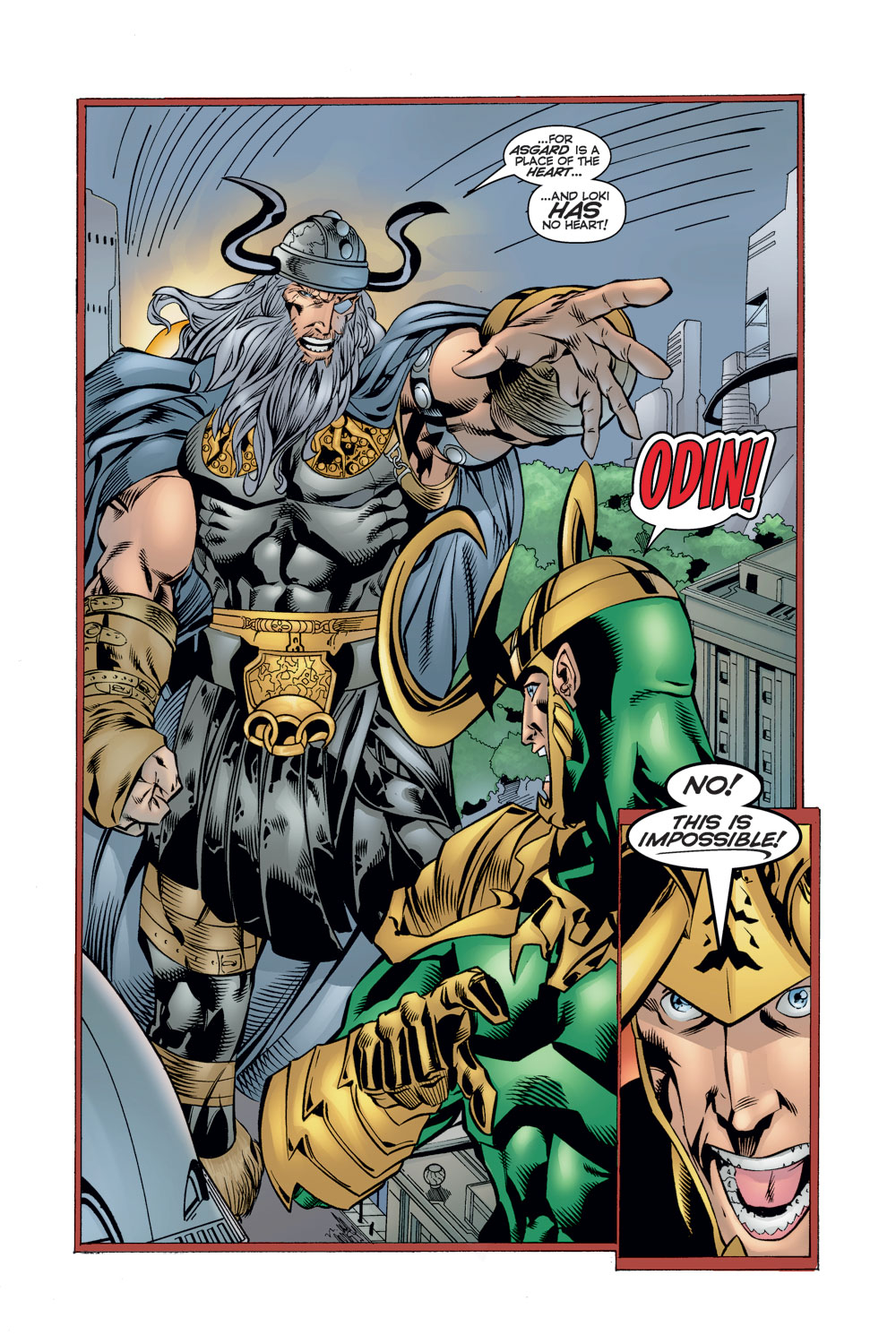Read online Avengers (1996) comic -  Issue #11 - 12