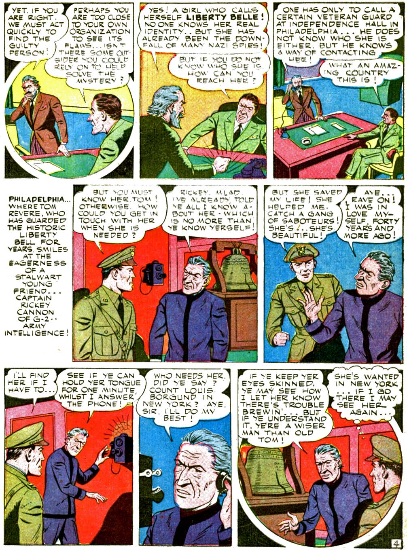 Boy Commandos issue 2 - Page 50