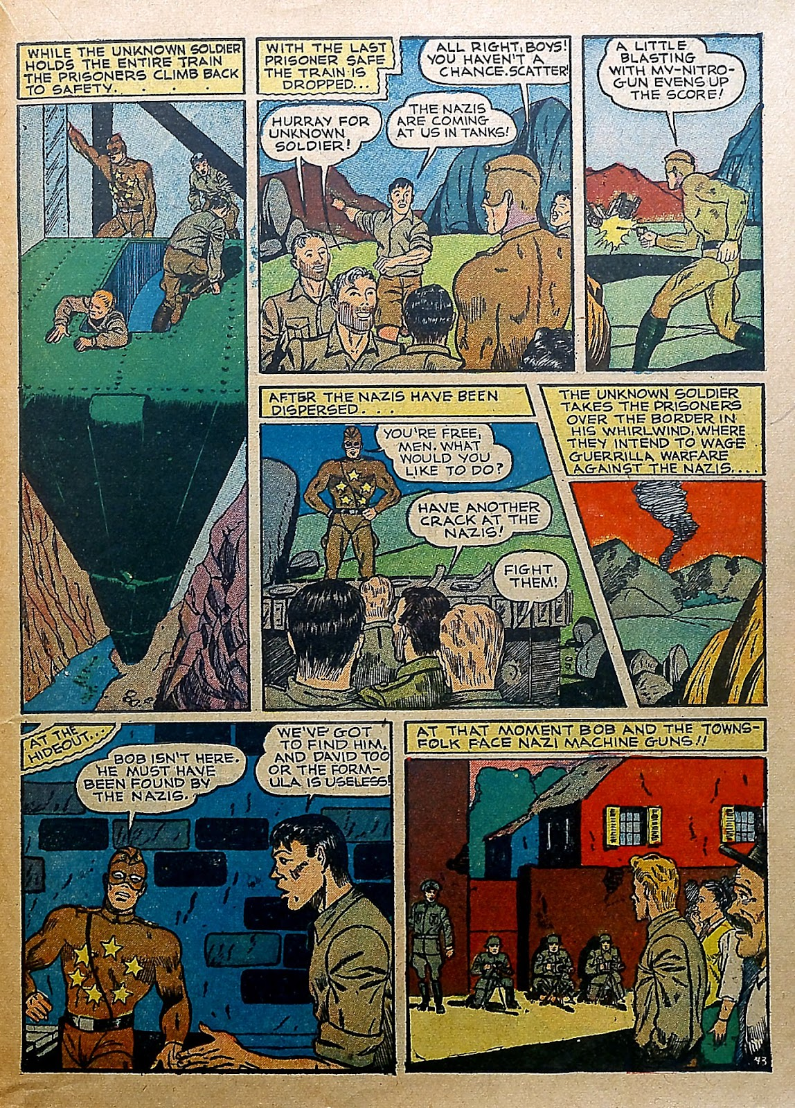 Our Flag Comics issue 5 - Page 40